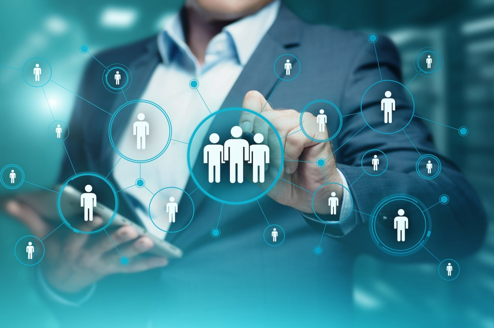 The payrolling platform is said to provide 82% time saving and a 59% increase in operational efficiency. (Shutterstock Photo)