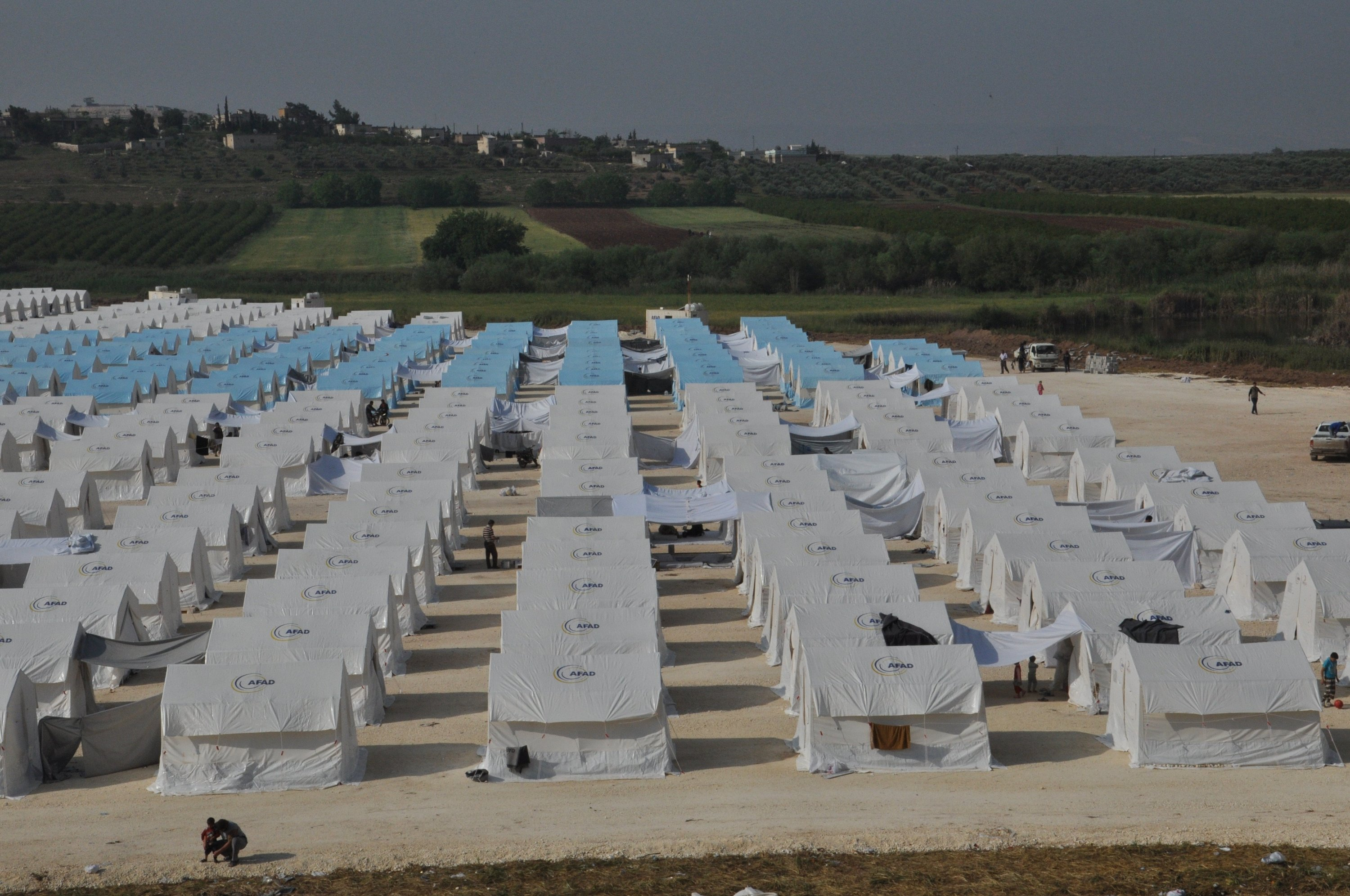 Turkey's AFAD spent $55M in humanitarian assistance in 2019, report says