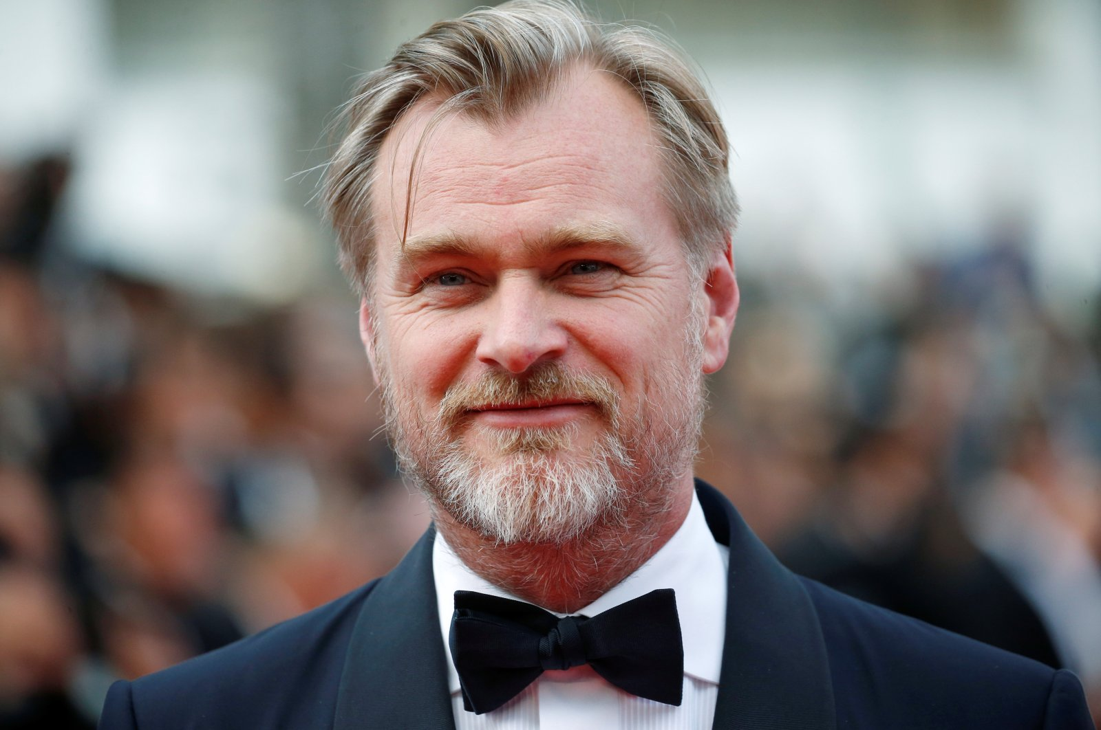 Director Christopher Nolan poses at the 71st Cannes Film Festival, Cannes, France, May 13, 2018. (REUTERS Photo)