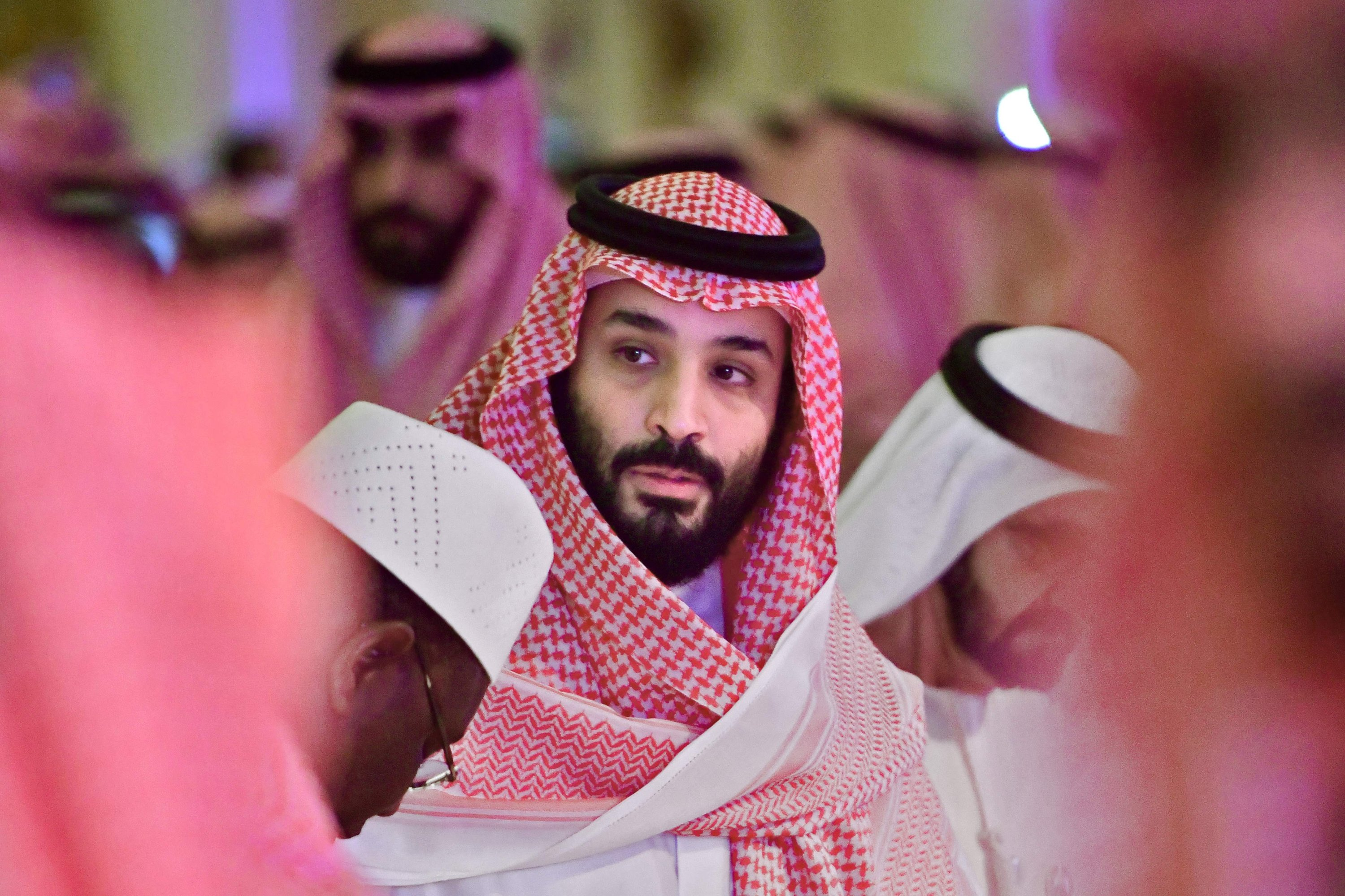 Saudi Crown Prince MBS denies sending hit squad to assassinate former spy  chief in US court   Daily Sabah
