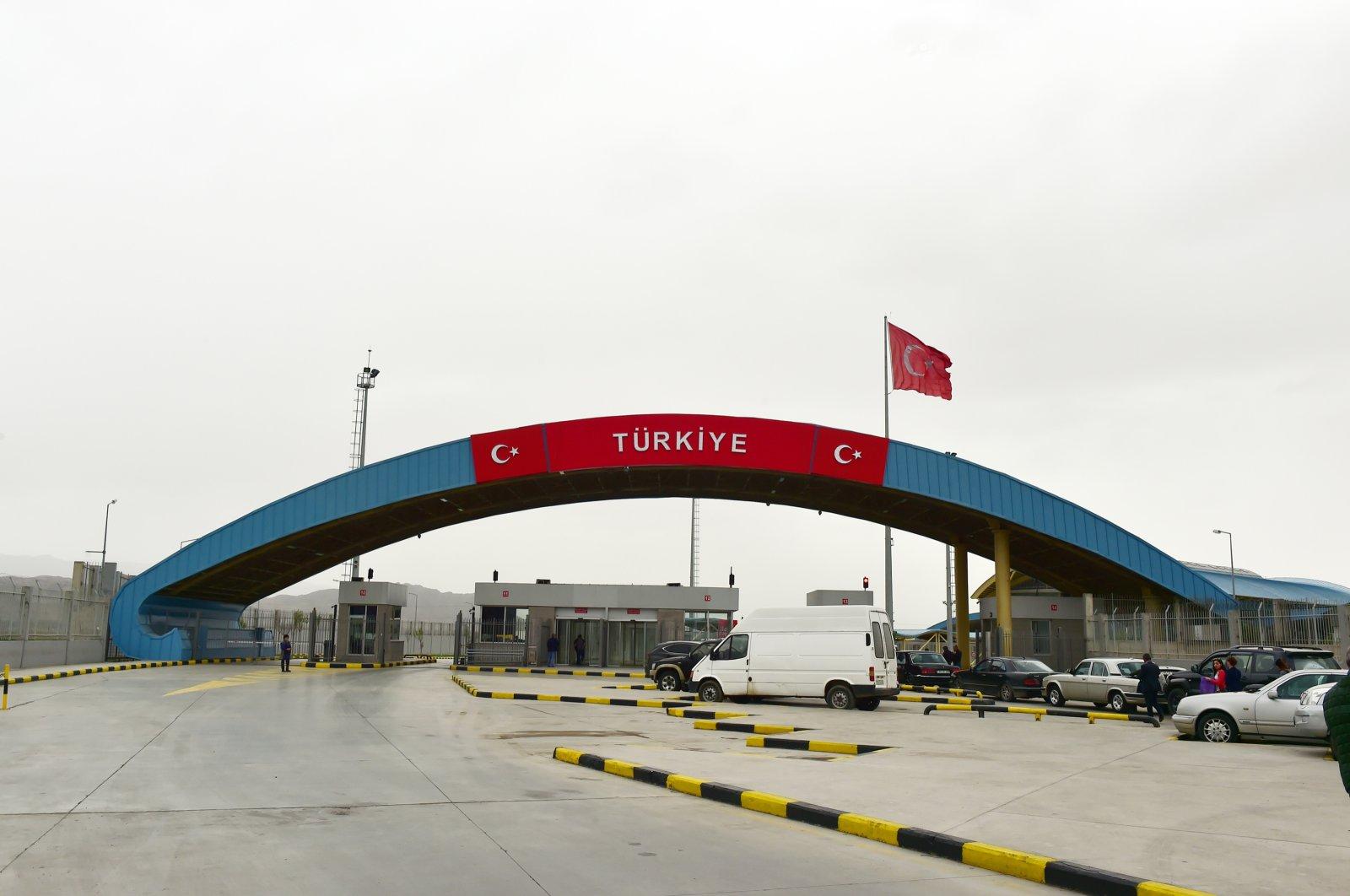 The Dilucu border gate between Nakhchivan and Turkey, in Iğdır, Turkey, May 21, 2017. (Shutterstock)