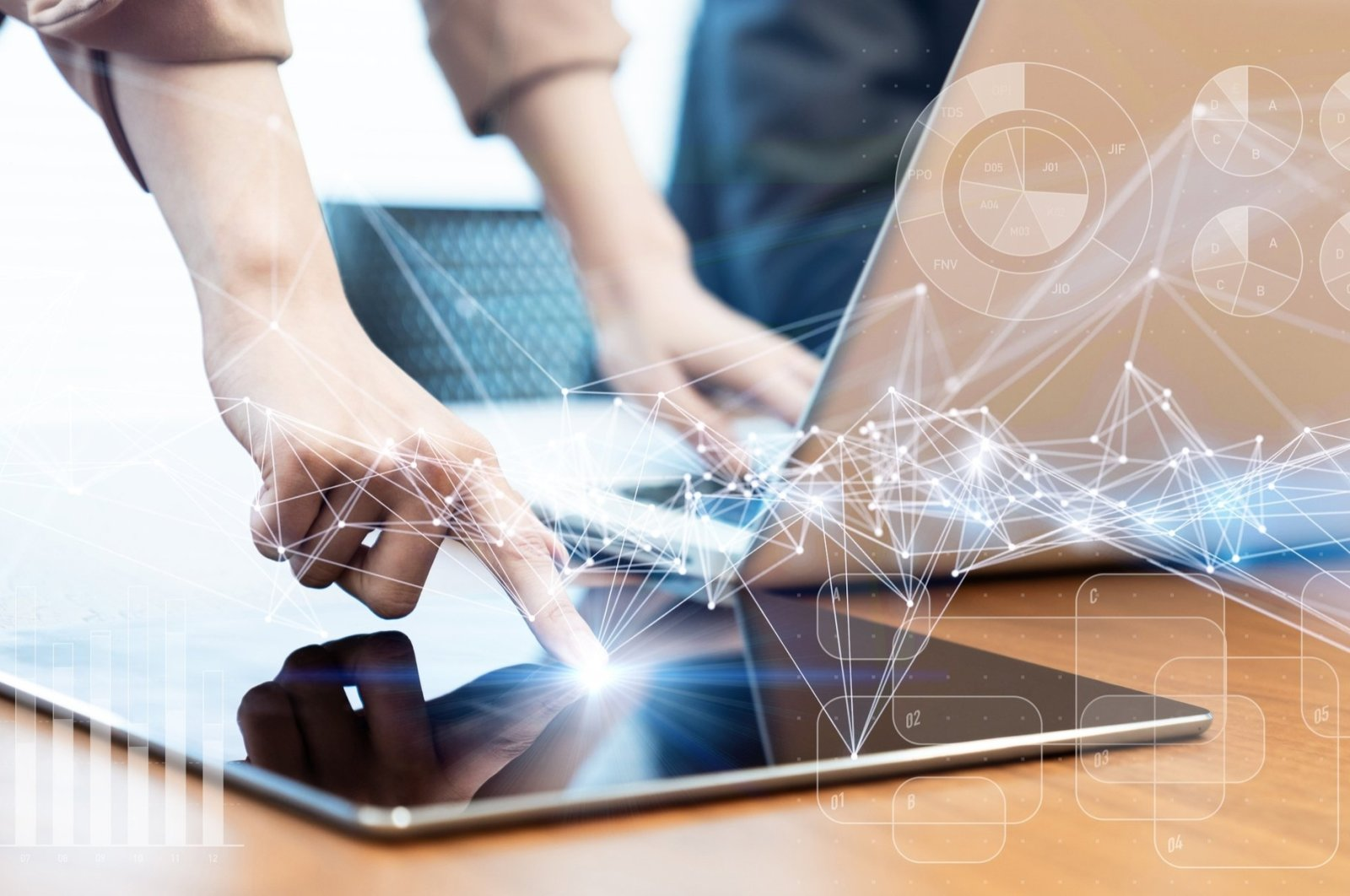 The common view of the investors is that more than 10 startups from Turkey will reach TL 1 billion in valuation in the near future. (iStock Photo)