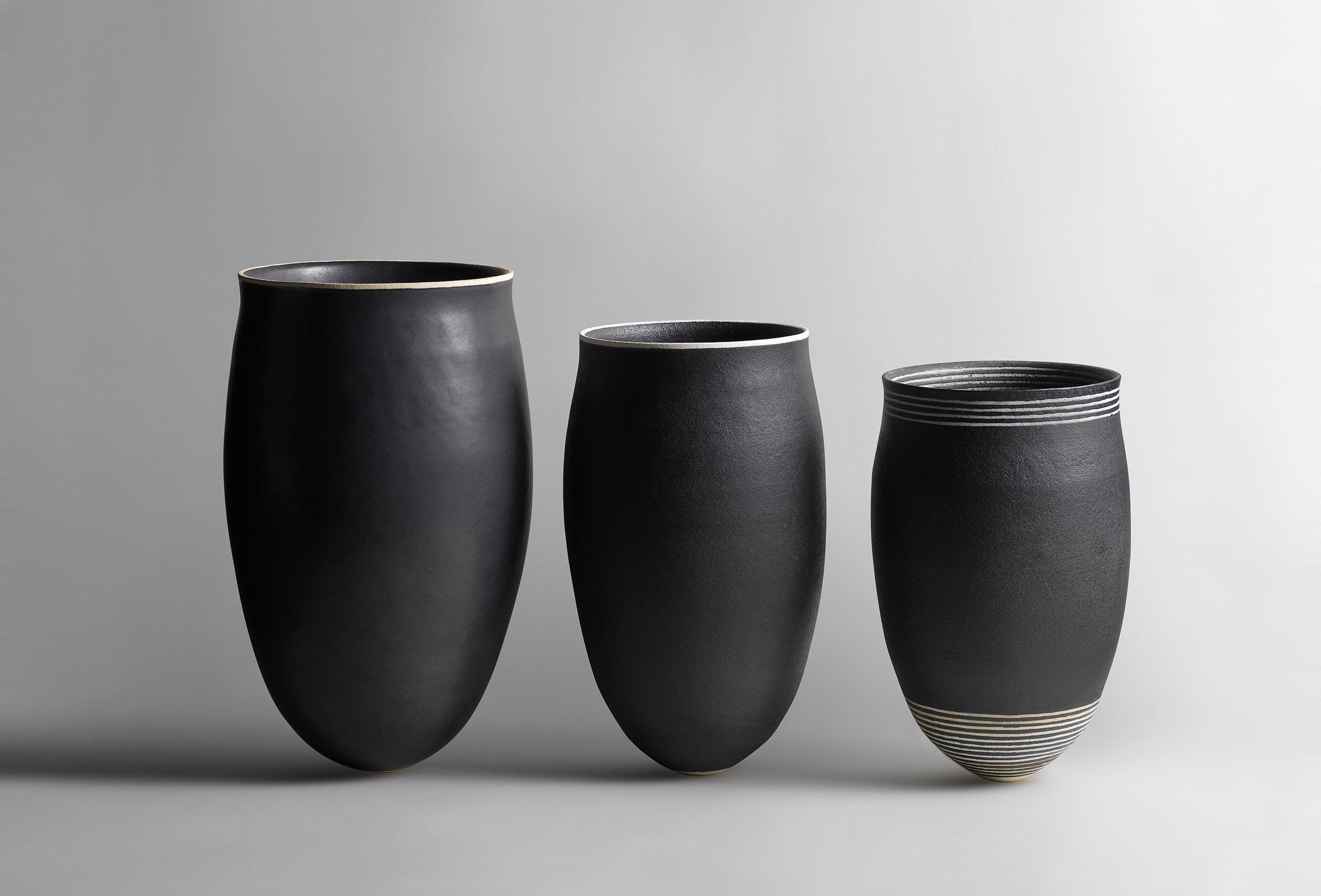 Some bowls from Alev Ebüzziya Siesbye's