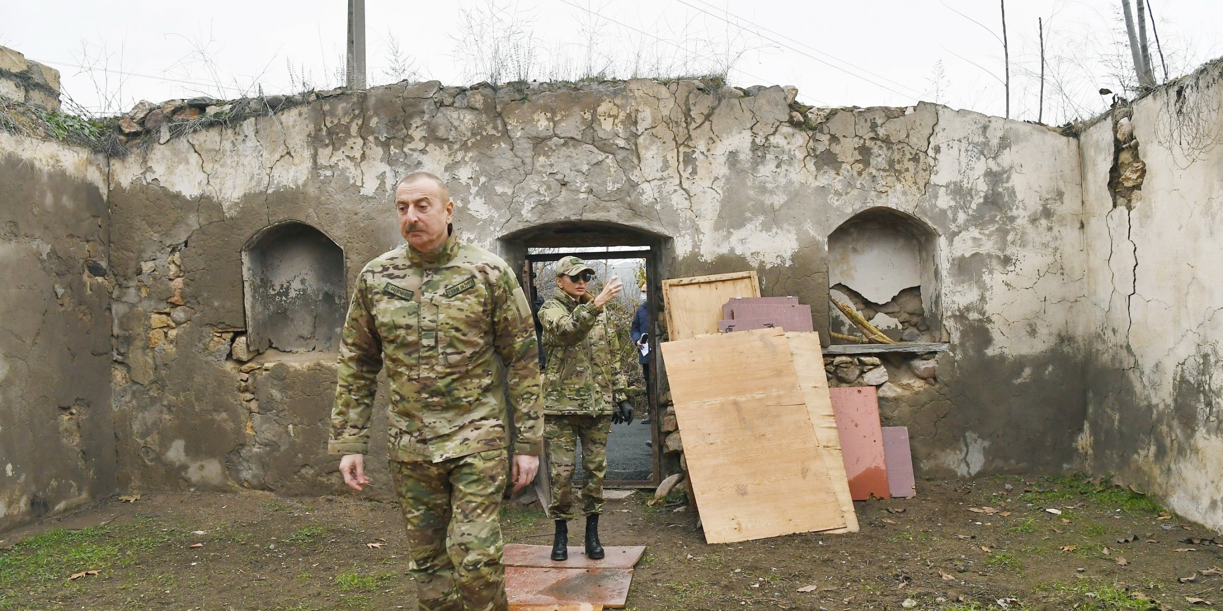 Aliyev accuses UNESCO of turning blind eye to sites destroyed by Armenia