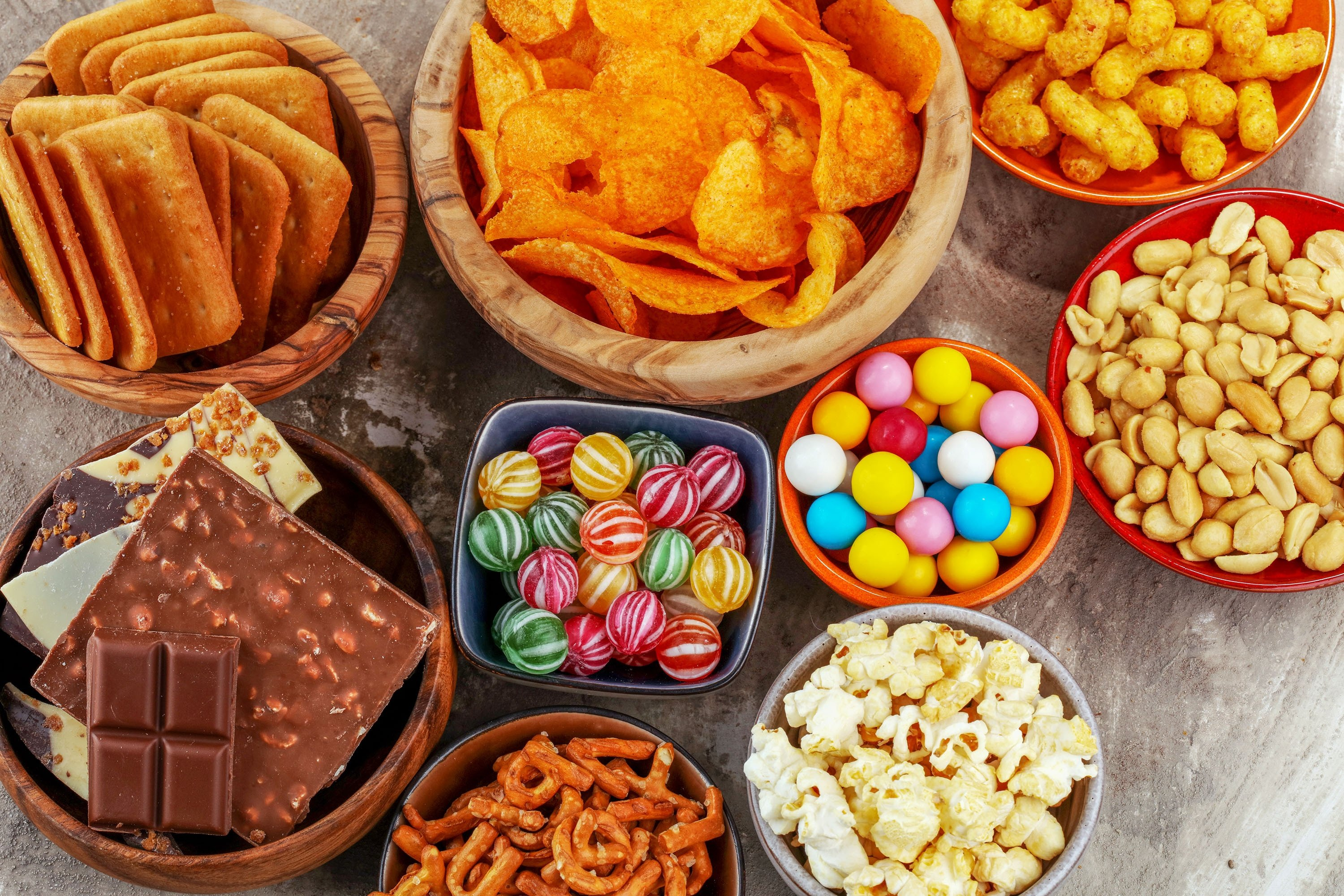 Treating yourself with snacks from your country can be an easy and useful way to beat homesickness. (Shutterstock Photo)