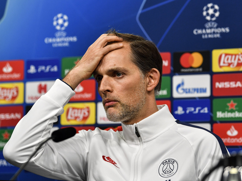 PSG confirms firing of coach Thomas Tuchel | Daily Sabah