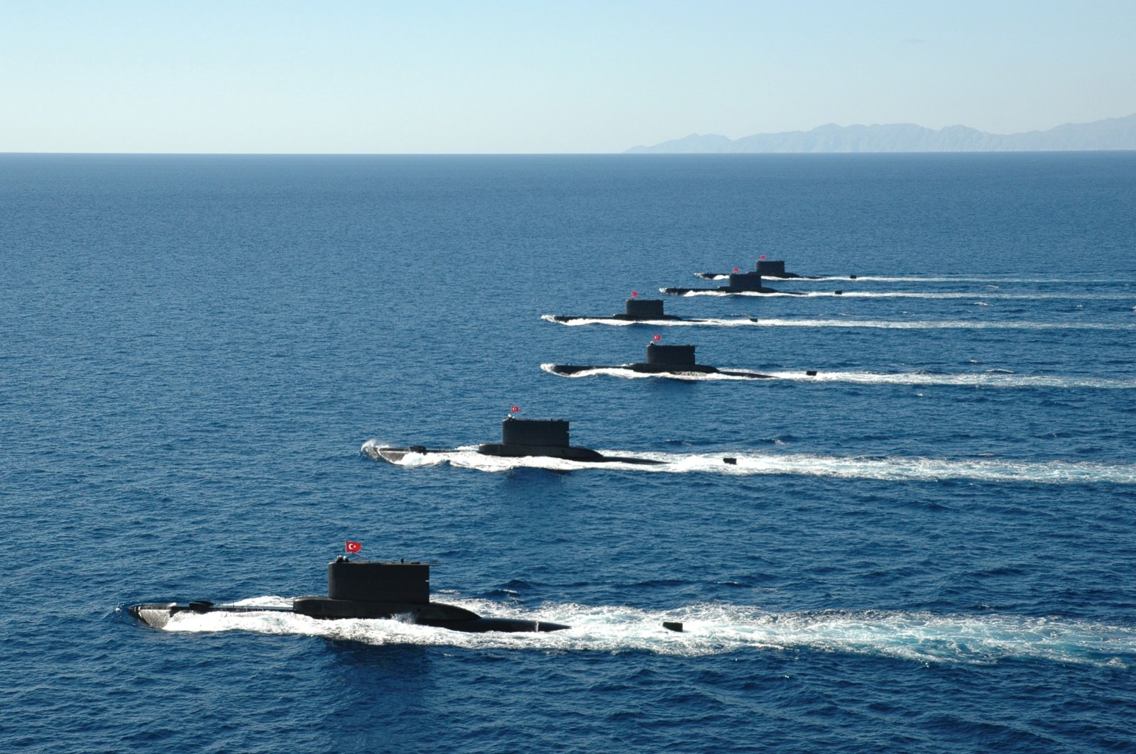 STM modernized the Turkish Naval Forces' submarines. (Courtesy of STM)