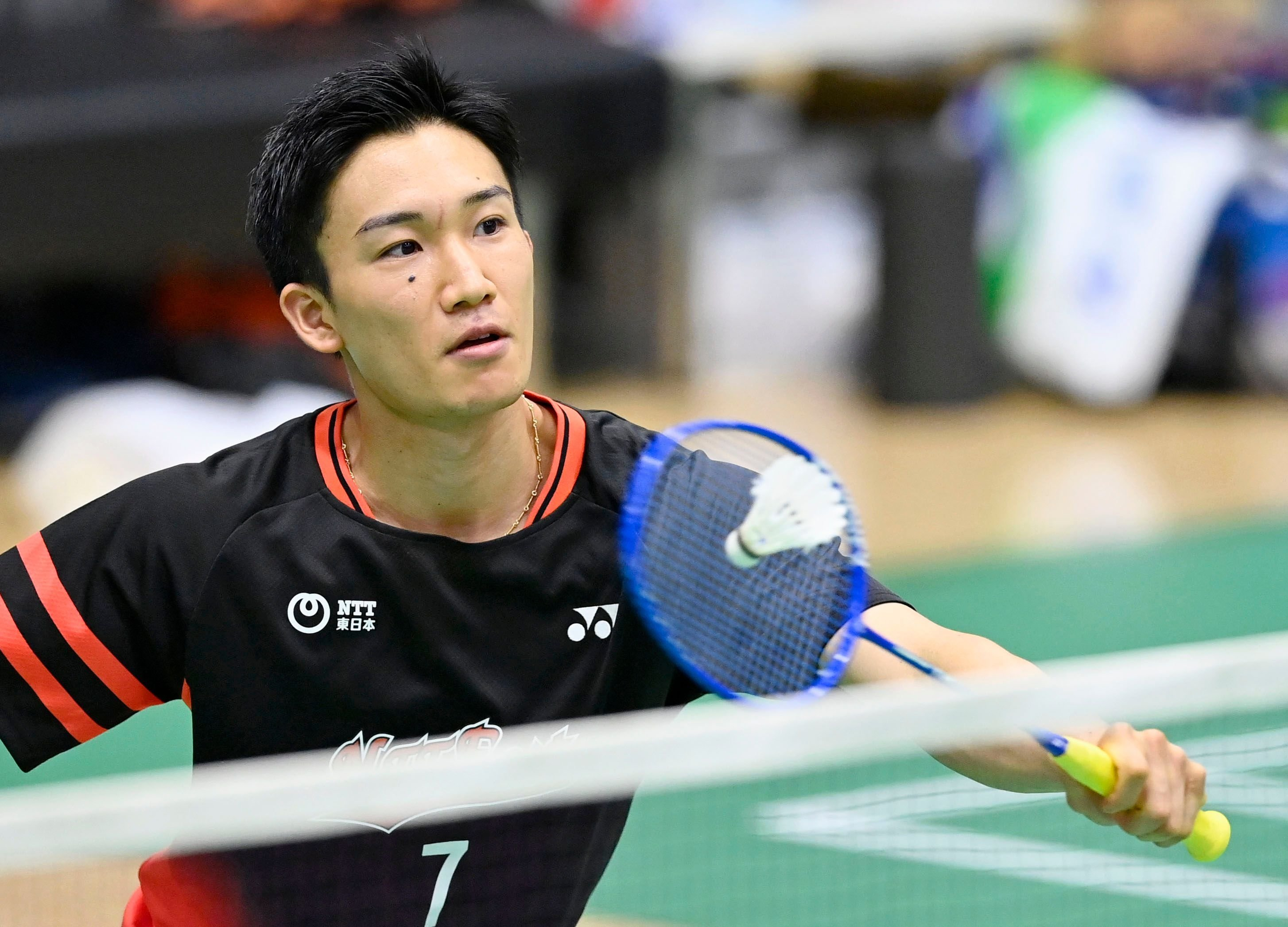 Badminton: Momota positive for COVID-19, Japan to miss ...