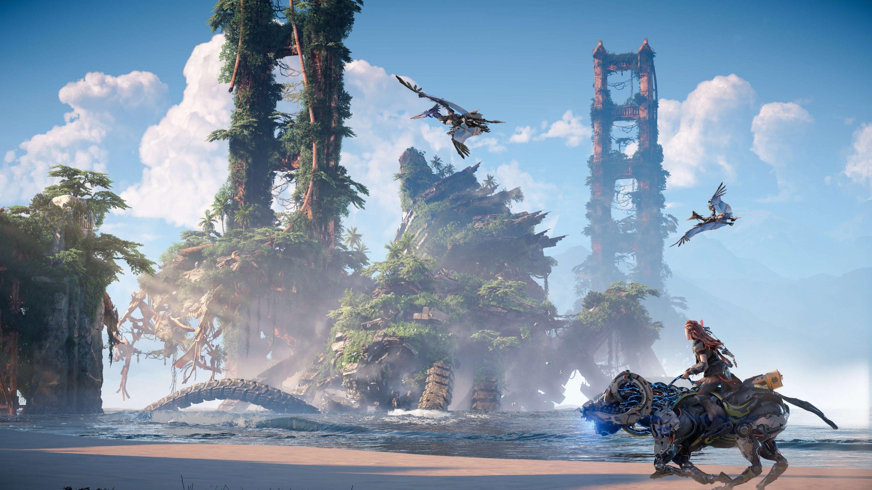 Horizon: Forbidden West. (Credit: Guerrilla Games / Sony Interactive Entertainment)