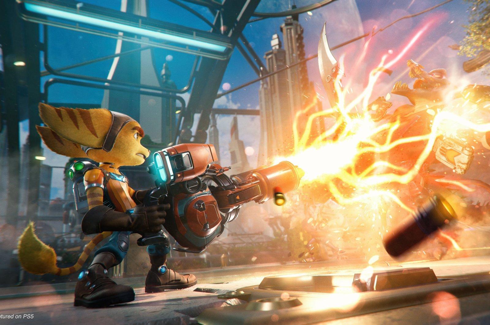 Ratchet & Clank. (Credit: Insomniac Games )