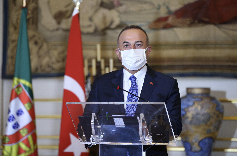 Turkey ready to normalize relations with France, FM Çavuşoğlu says | Daily Sabah