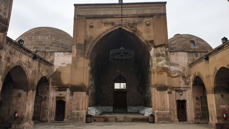 The Zinciriye Madrassa has served many purposes, from an Islamic school to a prison to a wedding hall. (Photo by Argun Konuk)