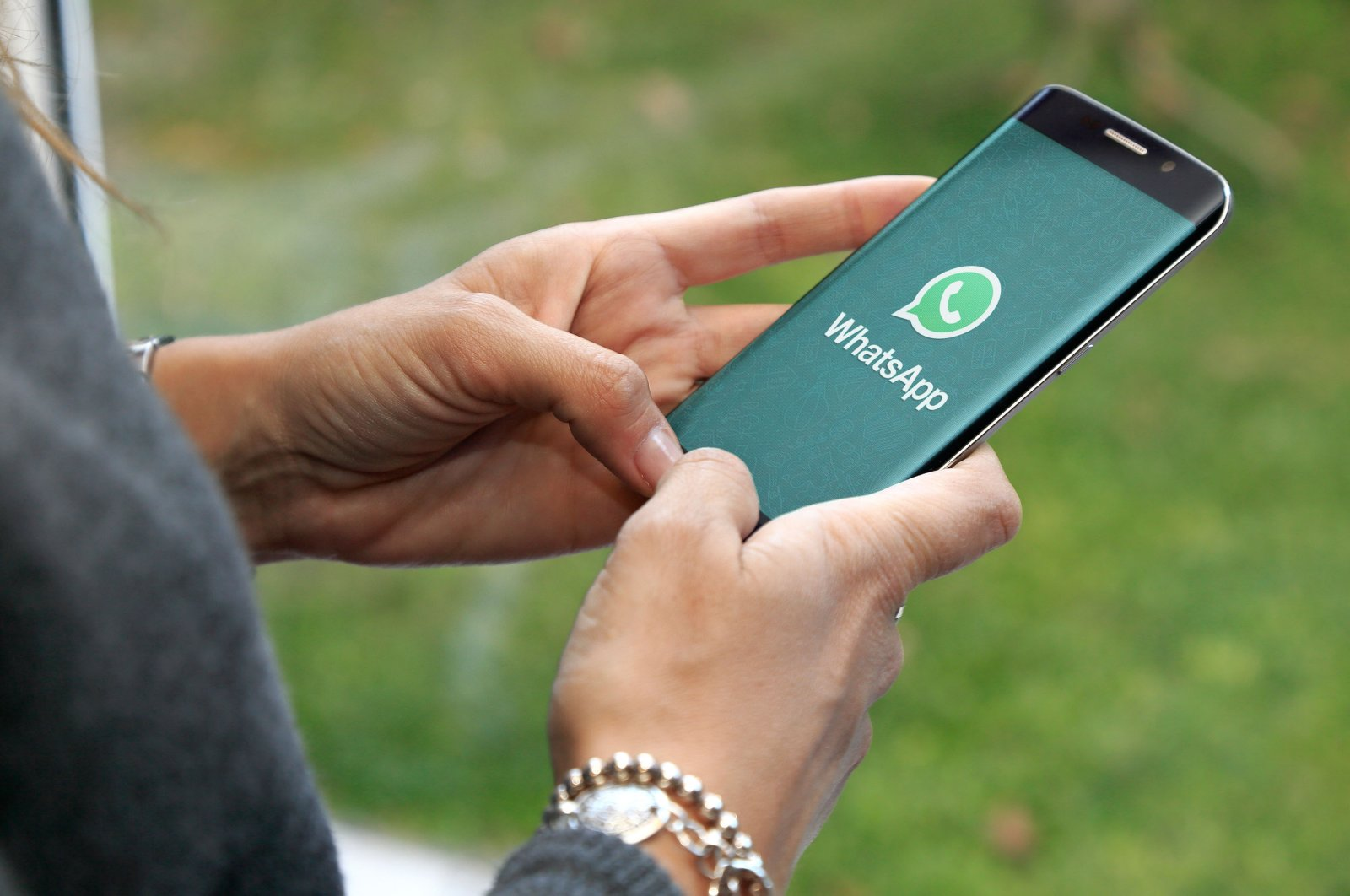 WhatsApp is warning users in a pop-up notice that they need to accept the new updates to continue using WhatsApp or delete their accounts. (Shutterstock Photo)