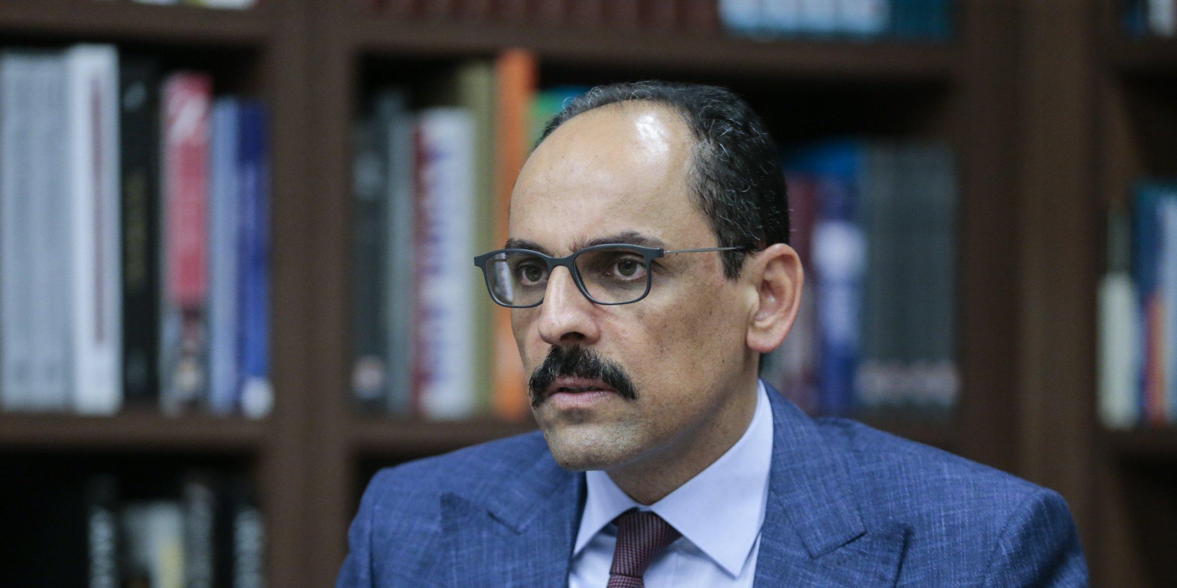 Η ομάδα του Μπάιντεν θέλει καλύτερους δεσμούς, νέα σελίδα με την Τουρκία, λέει ο Kalın