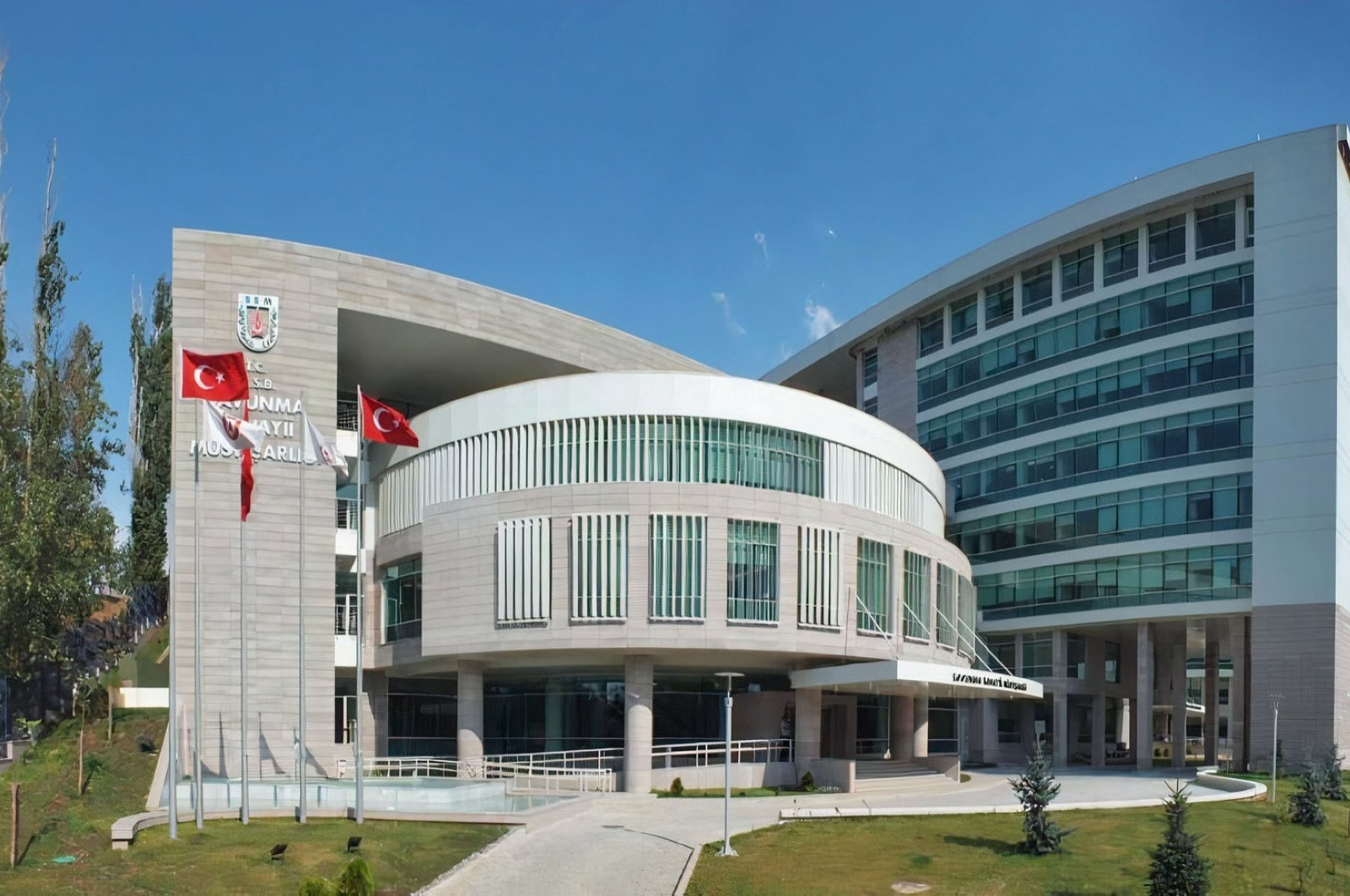 Presidency of Defense Industries (SSB) based in Ankara had raised its profile with projects based on local resources instead of dependence on foreign companies (COURTESY OF SSB)