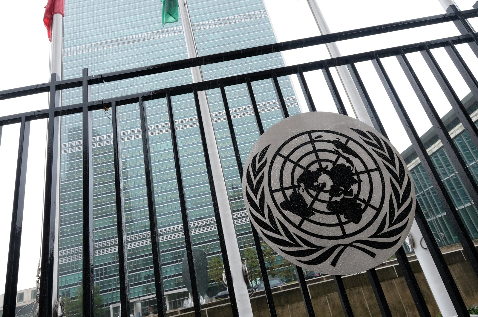 The building of the headquarters of the United Nations in New York City, New York, U.S., Oct. 21, 2016. (Shutterstock Photo)