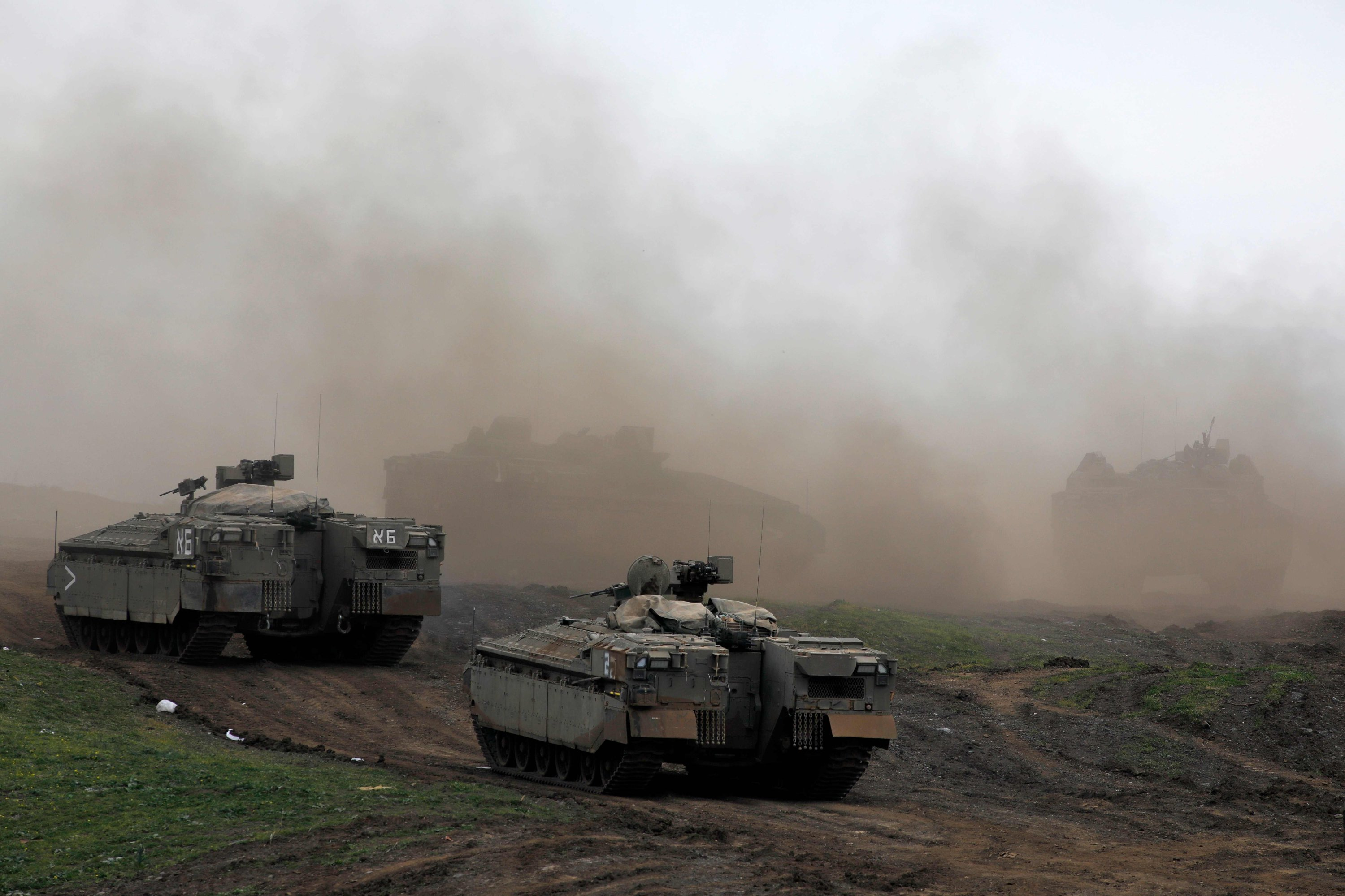 Israel's deadly raids on Syria and US support for it