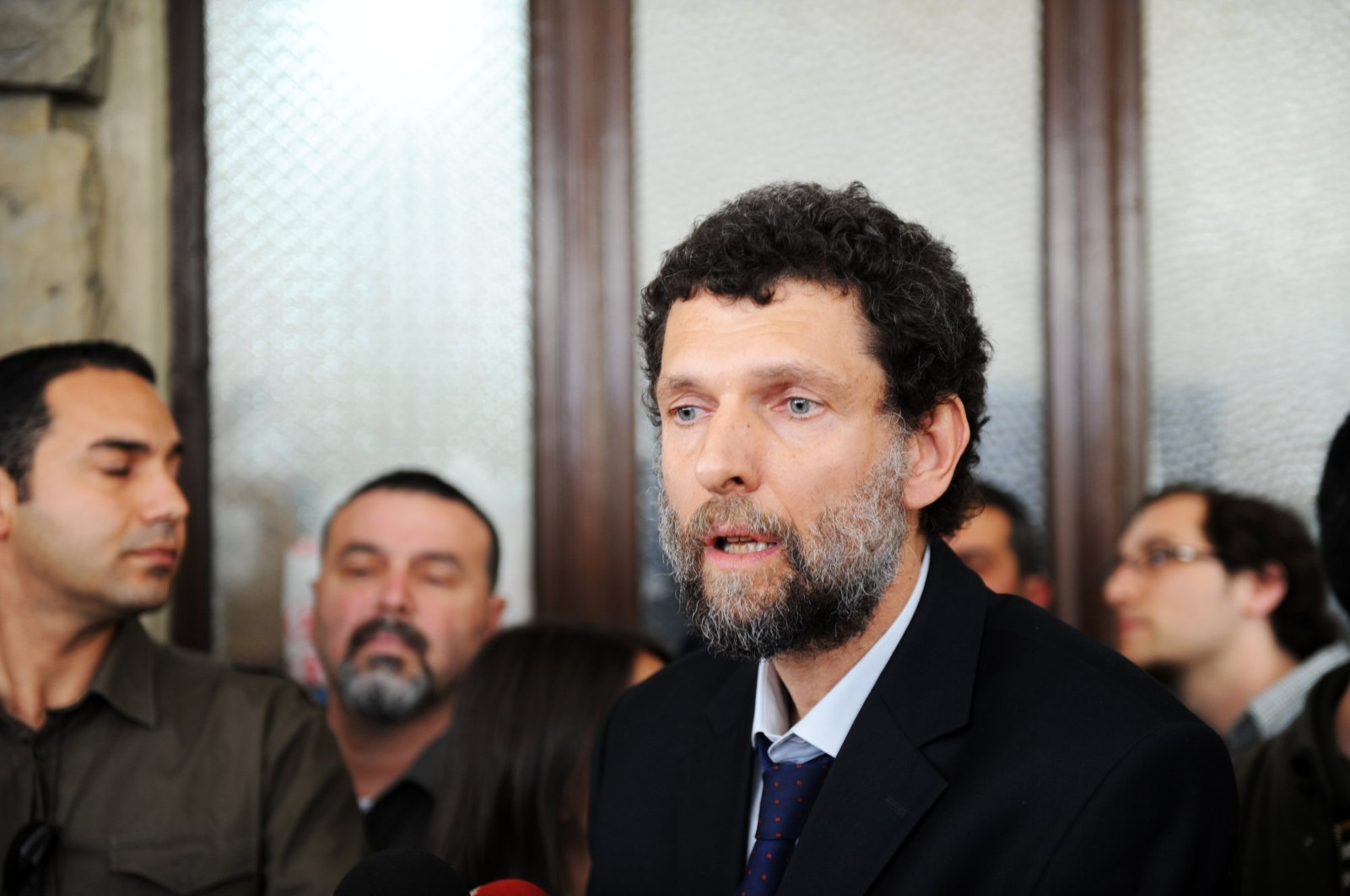Osman Kavala is accused of financing and coordinating the Gezi protests in 2013. (iStock Photo)