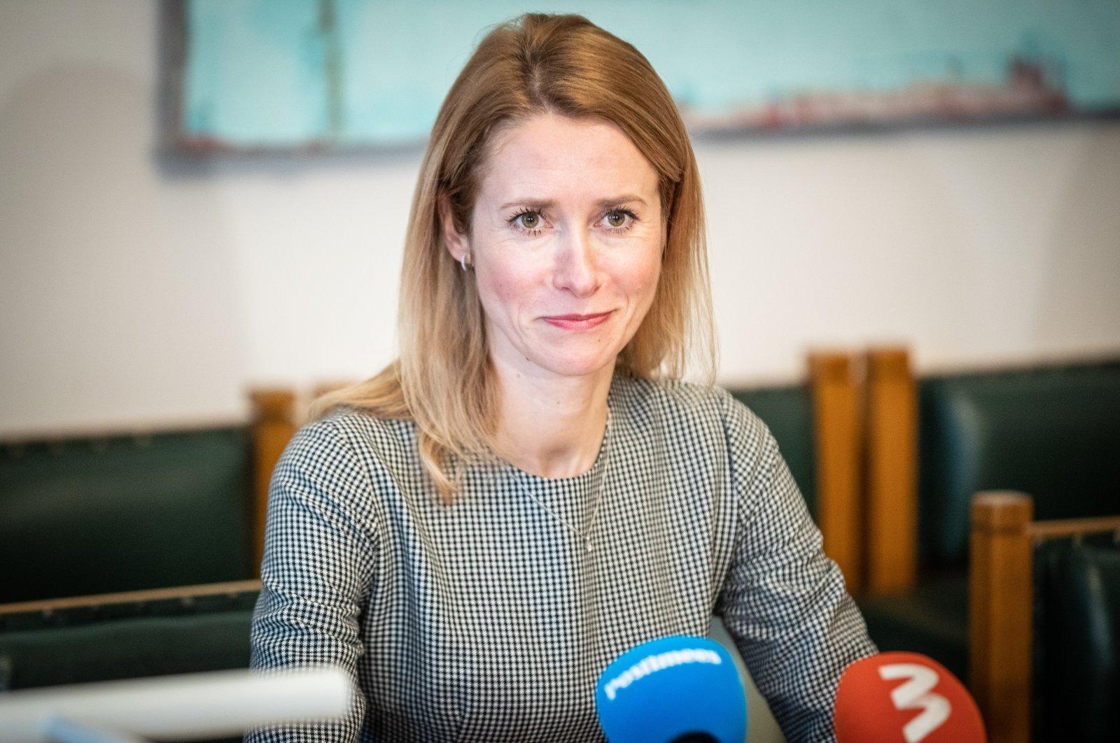 Estonian candidates for the European Parliament: Kaja Kallas