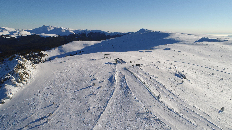 The Kartalkaya ski resort in Bolu is a great getaway for Istanbulites. (Shutterstock Photo)