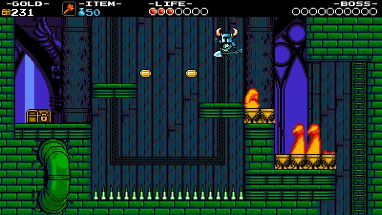Shovel Knight was developed and published by Yacht Club Games. (Credit: Yacht Club Games)