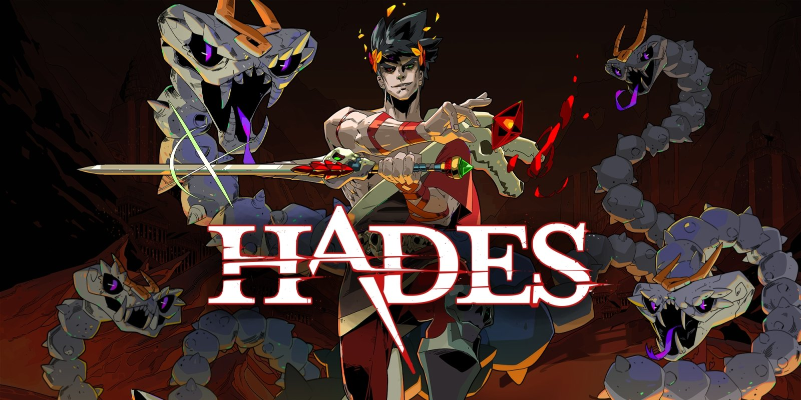 Defy the god of death and the underworld in Hades. (Credit: Supergiant Games)
