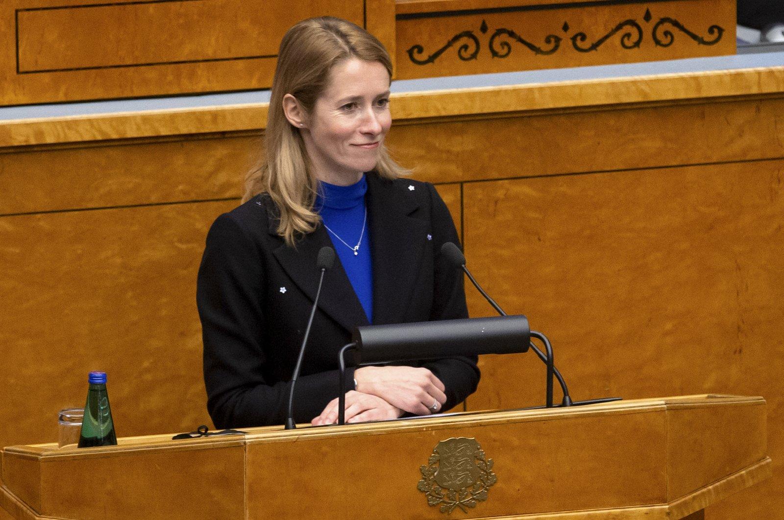 Kaja Kallas is Estonias first female PM | Port Stephens