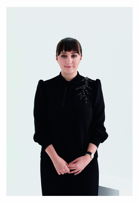 Turkish fashion designer Nihan Peker. (Courtesy of Nihan Peker)