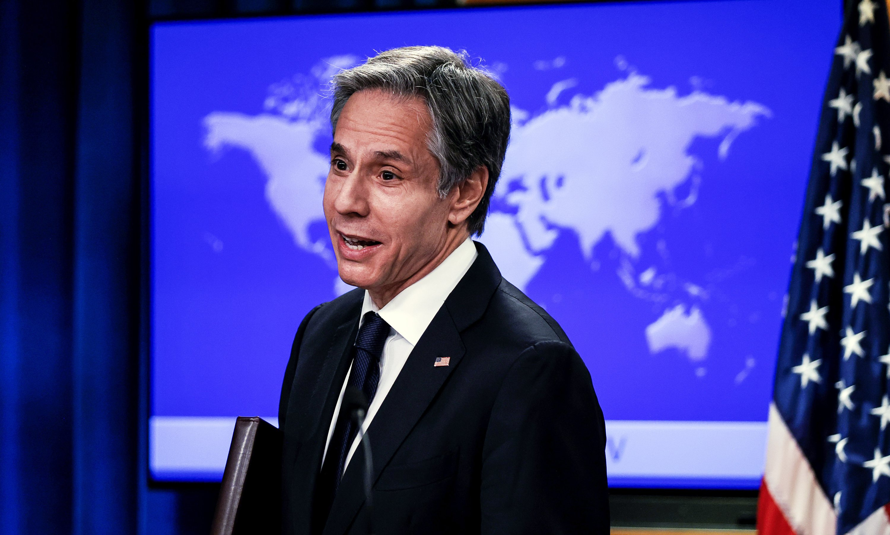 US will return to nuclear accord after Iran complies: Blinken