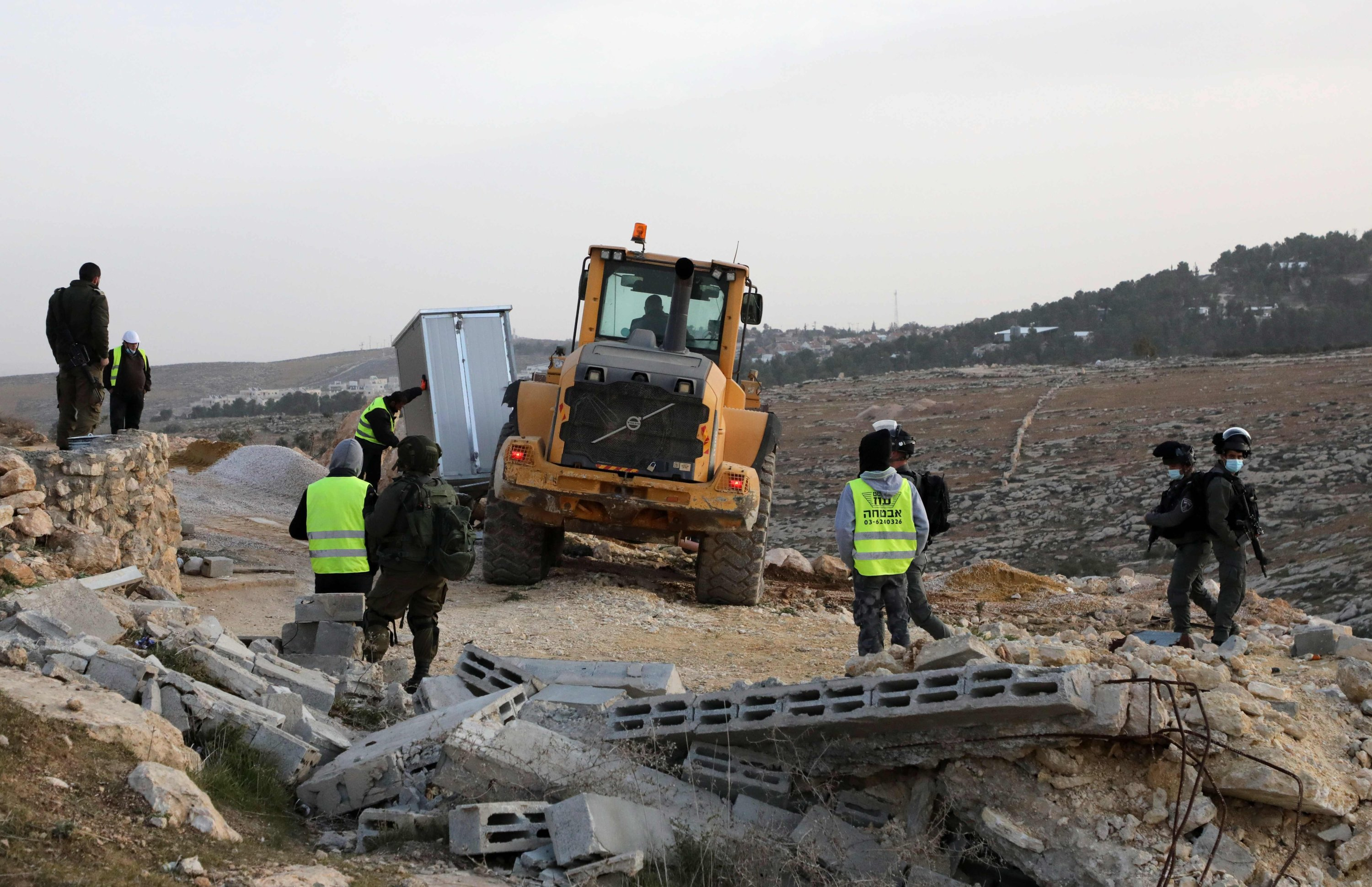 Palestine slams Israel over mosque demolition in West Bank