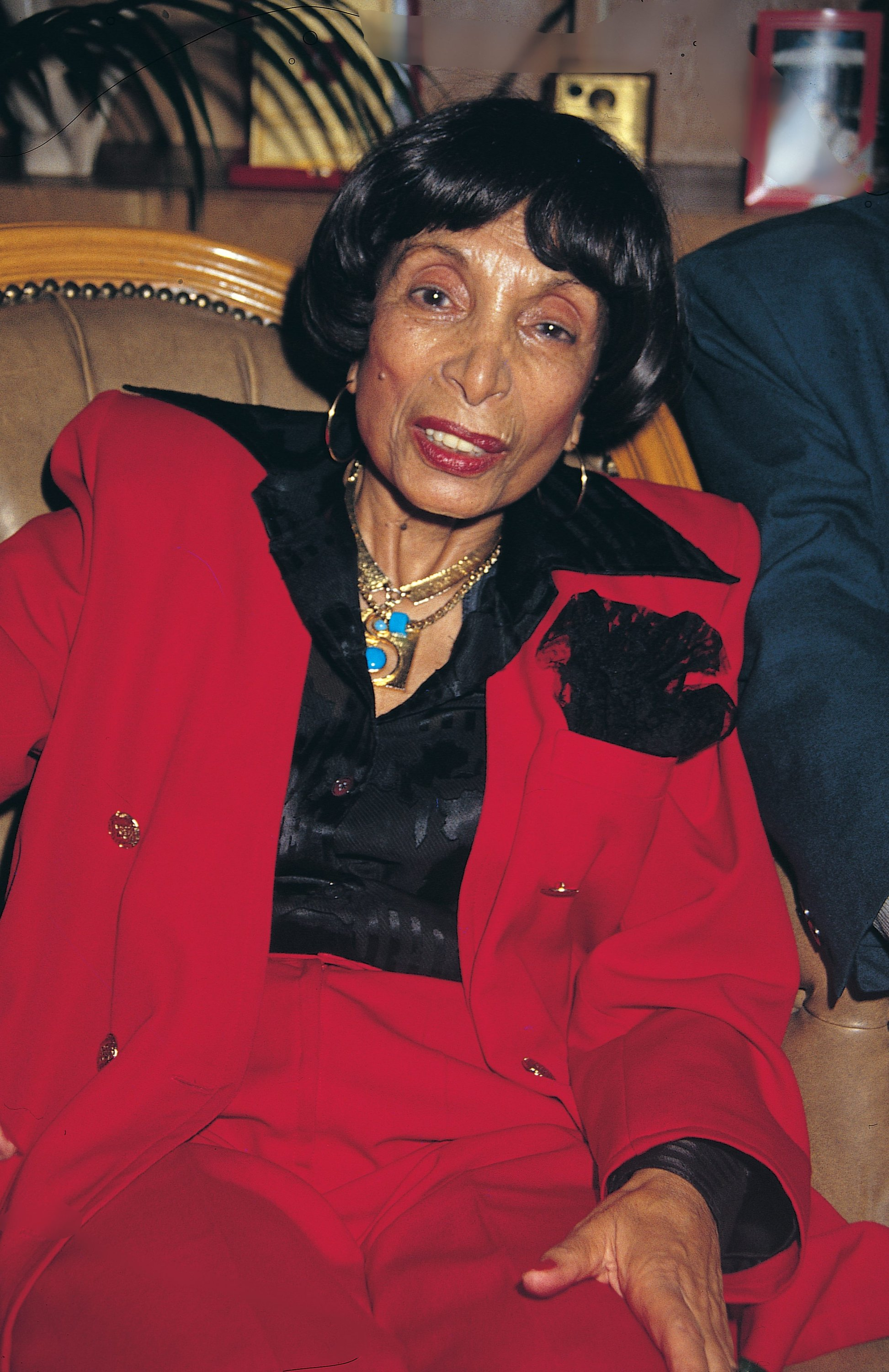 Safiye Ayla made more than 500 records of sorrowful music throughout her long life. (Archive Photo)