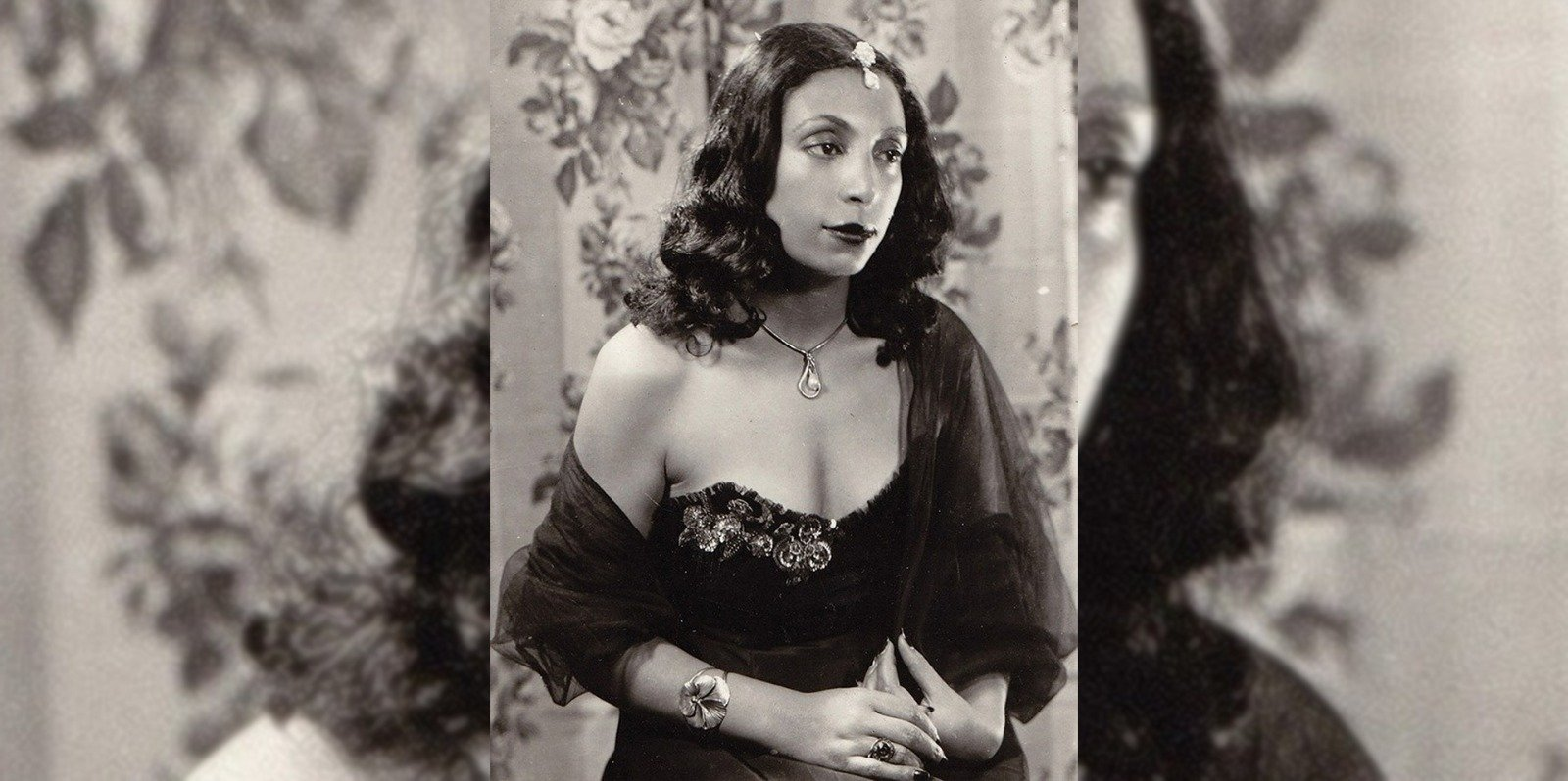 "Safiye Ayla made her first record, titled ""Sevda Yaratan Gözlerin"" (""Your Eyes Create Infatuation""), in 1930. (Archive Photo)"