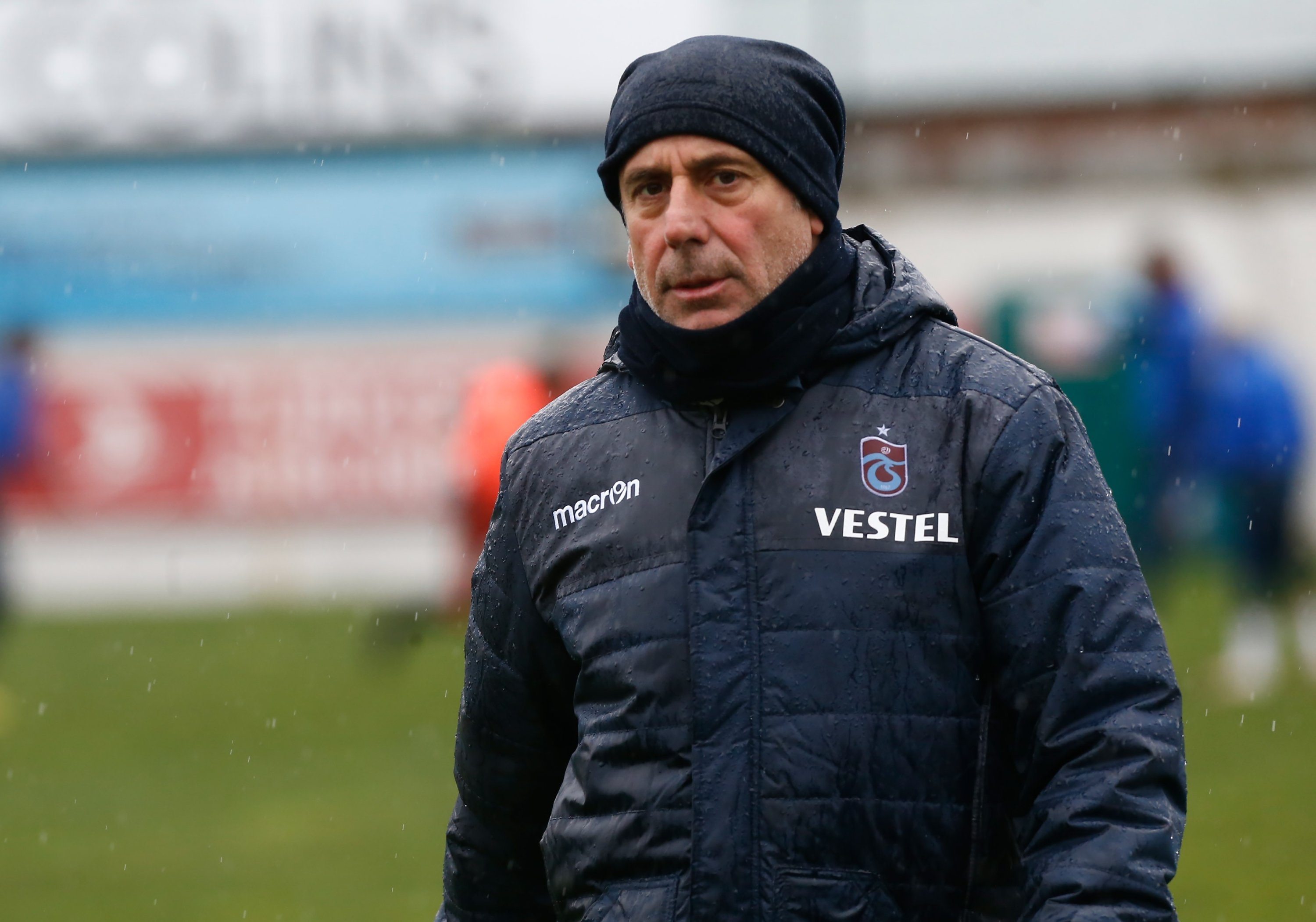 Trabzonspor coach Abdullah Avcı has overseen a transformation at the club since taking over last November. (IHA Photo)