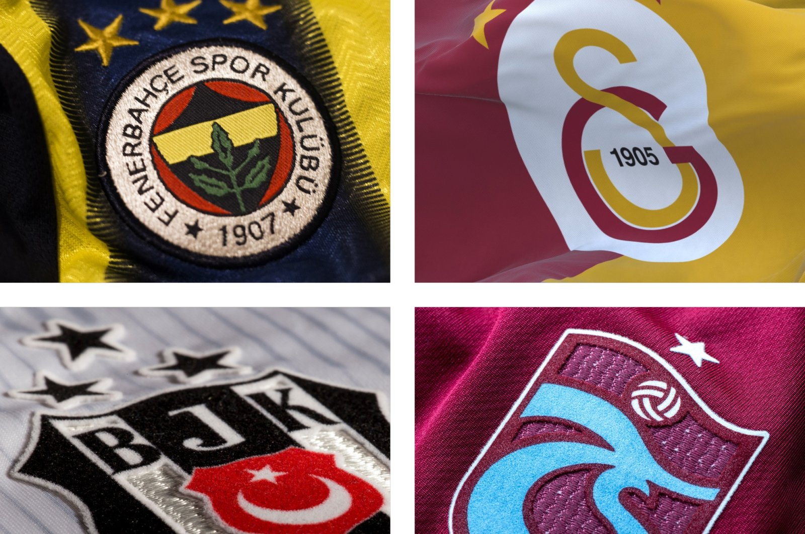 The Big Four were the busiest in a winter transfer window where Turkish Süper Lig clubs spent nearly $39.60 million. (Shutterstock)