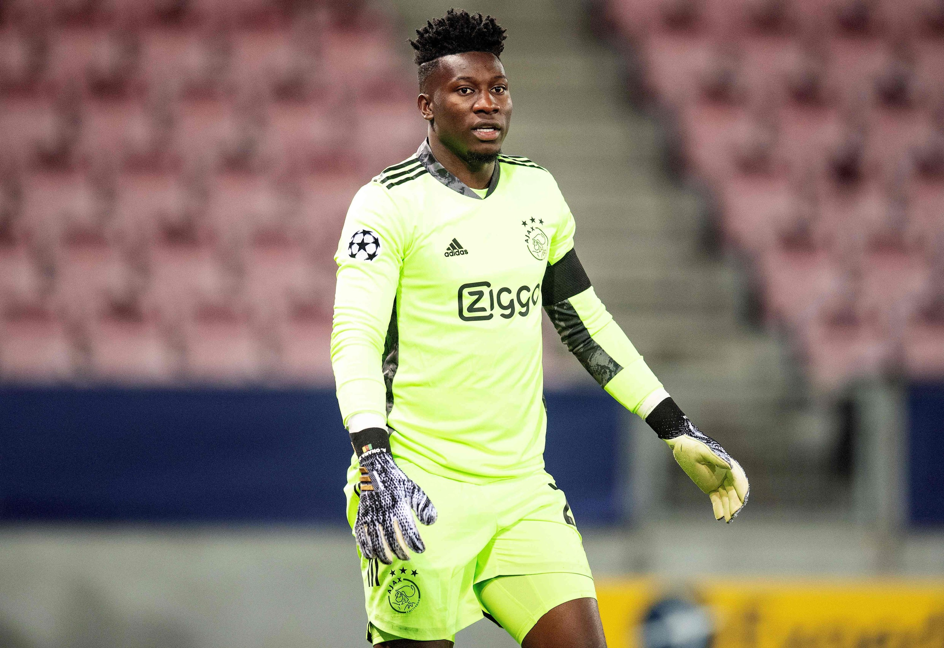 Ajax Amsterdam keeper Onana banned for 1 year for doping   Daily Sabah