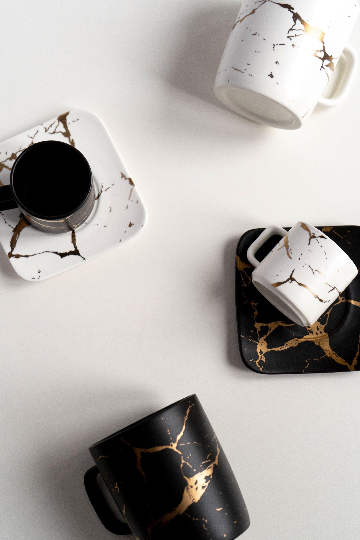 Kintsugi is the Japanese art of repairing broken pottery. (Shutterstock Photo)