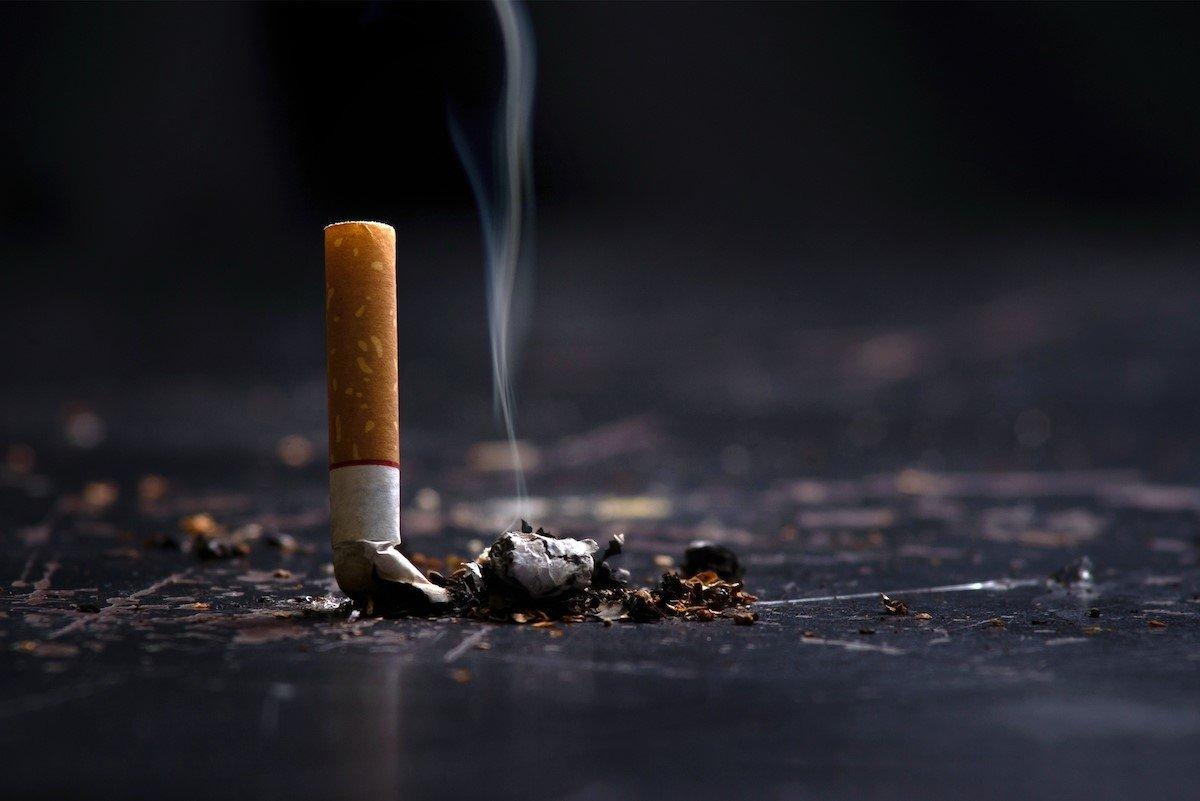According to the World Health Organization (WHO), smoking kills 8 million people every year. (DHA Photo)