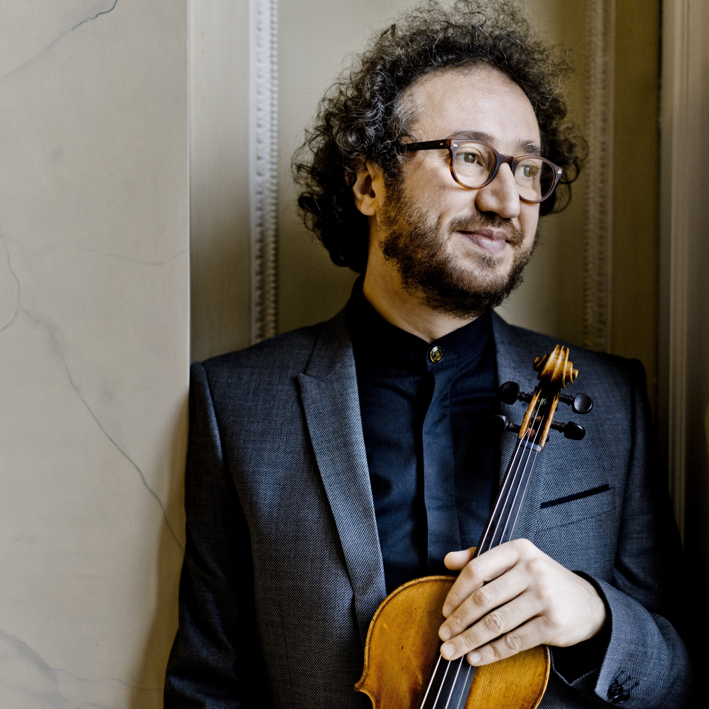 Atilla Aldemir will appear in two performances in the CRR's February lineup.
