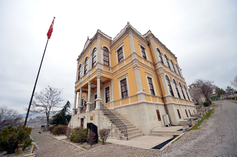 The City History Museum in Safranbolu, Karabük, northern Turkey, Feb. 15, 2020. (AA PHOTO)
