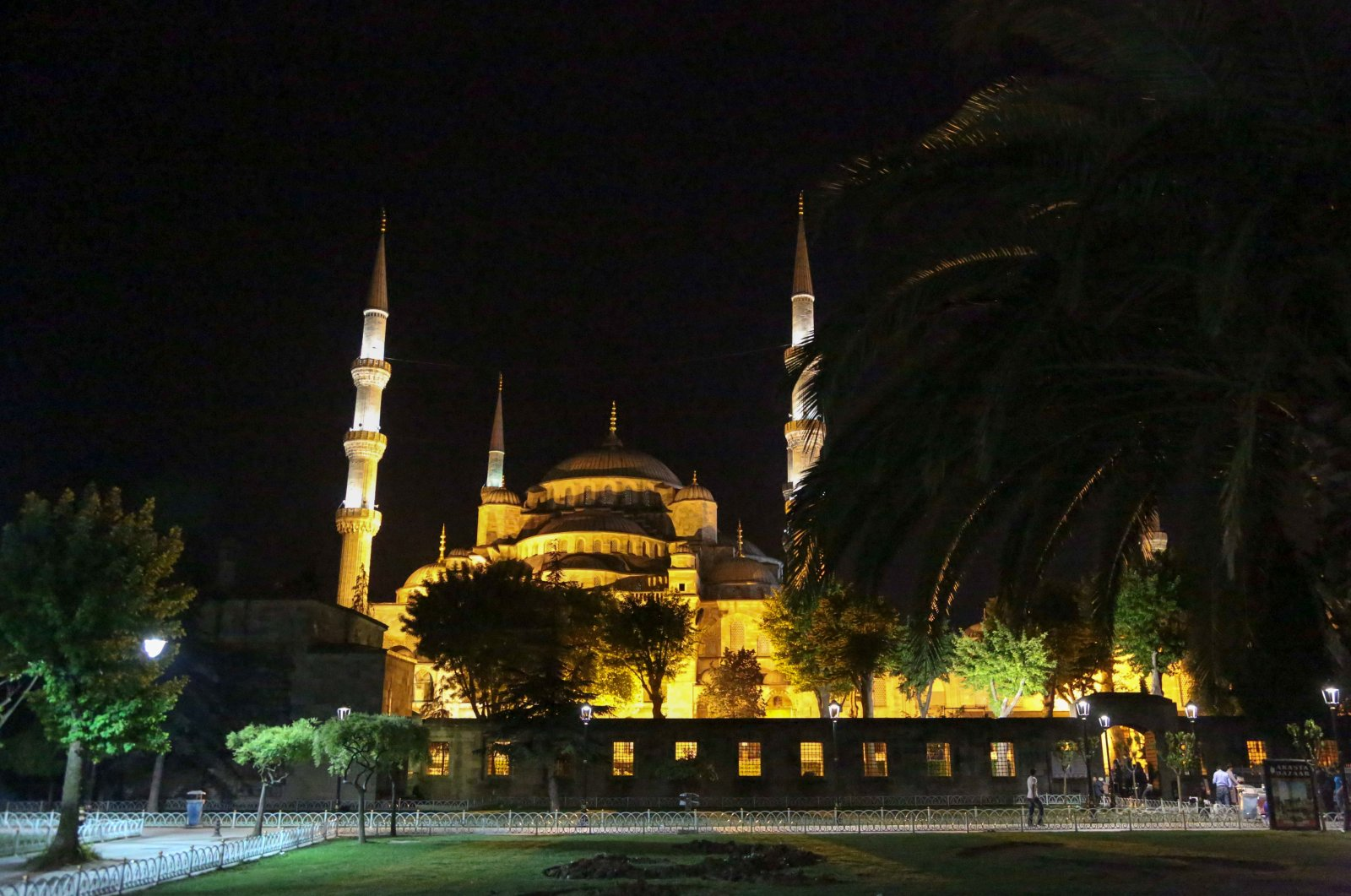 Istanbul's Hagia Sophia Grand Mosque is seen in this file photo dated May 16, 2014. (Reuters)