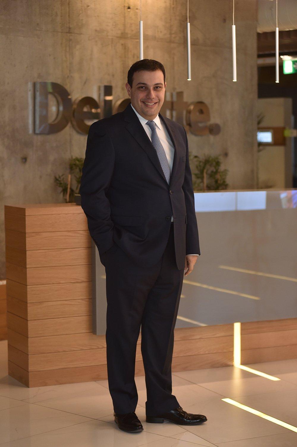 Deloitte Turkey Partner and TMT industry leader Metin Aslantaş. (Courtesy of Deloitte)