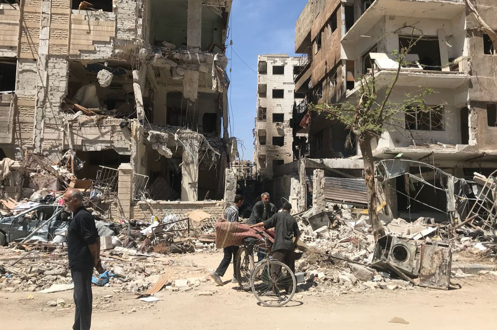 UN report documents war crimes in 10-year Syrian conflict