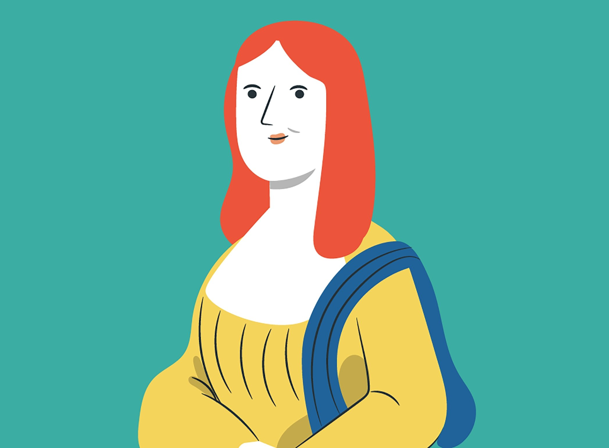 Children will learn about Renaissance art at the Mona Lisa Nowadays Workshop. (Courtesy of SSM)