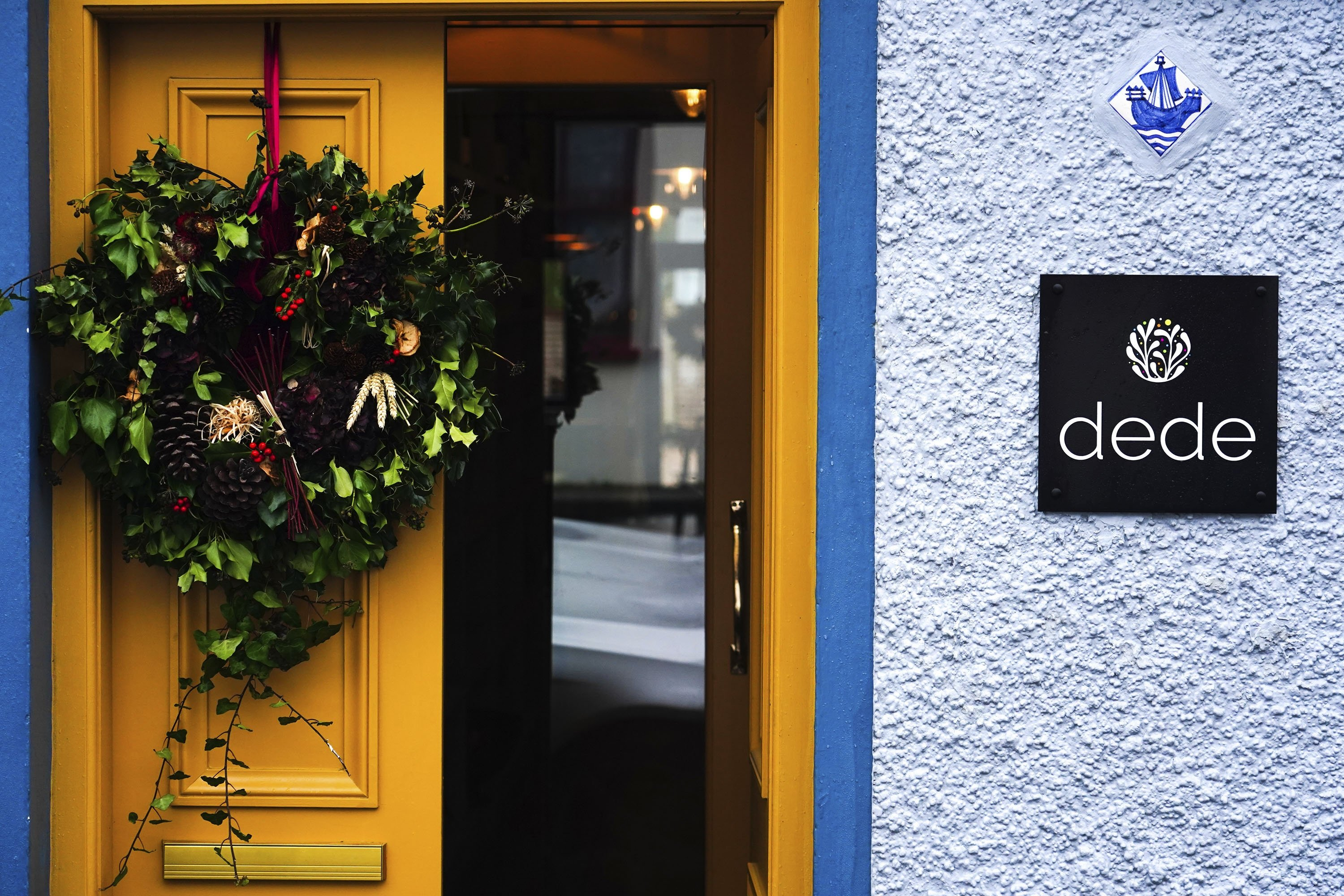 The Dede restaurant, opened by Michelin-starred Ahmet Dede in Baltimore, County Cork, Ireland. (Archive Photo)