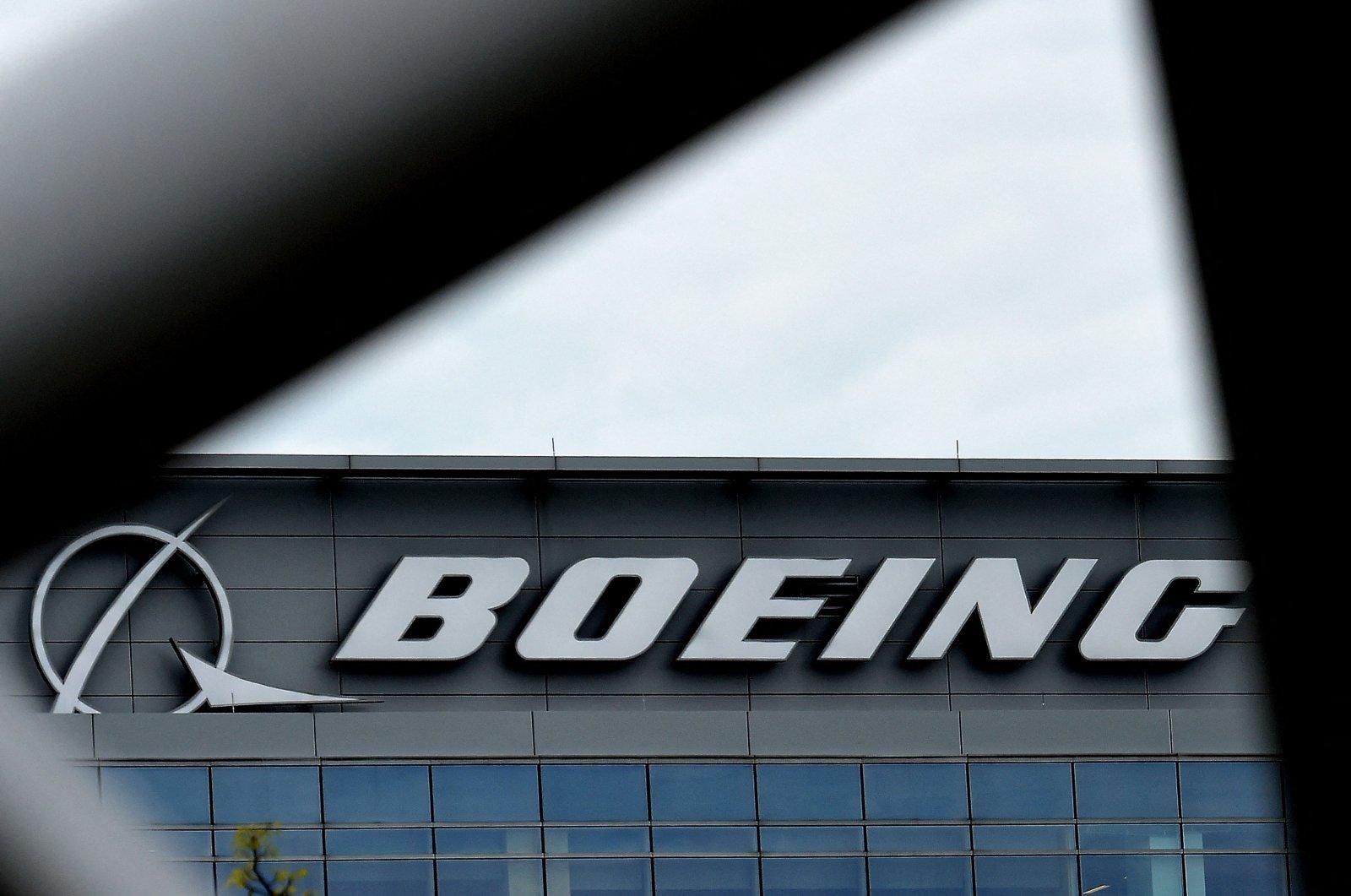 The Boeing regional headquarters on April 29, 2020, in Arlington, Virginia. (AFP Photo)
