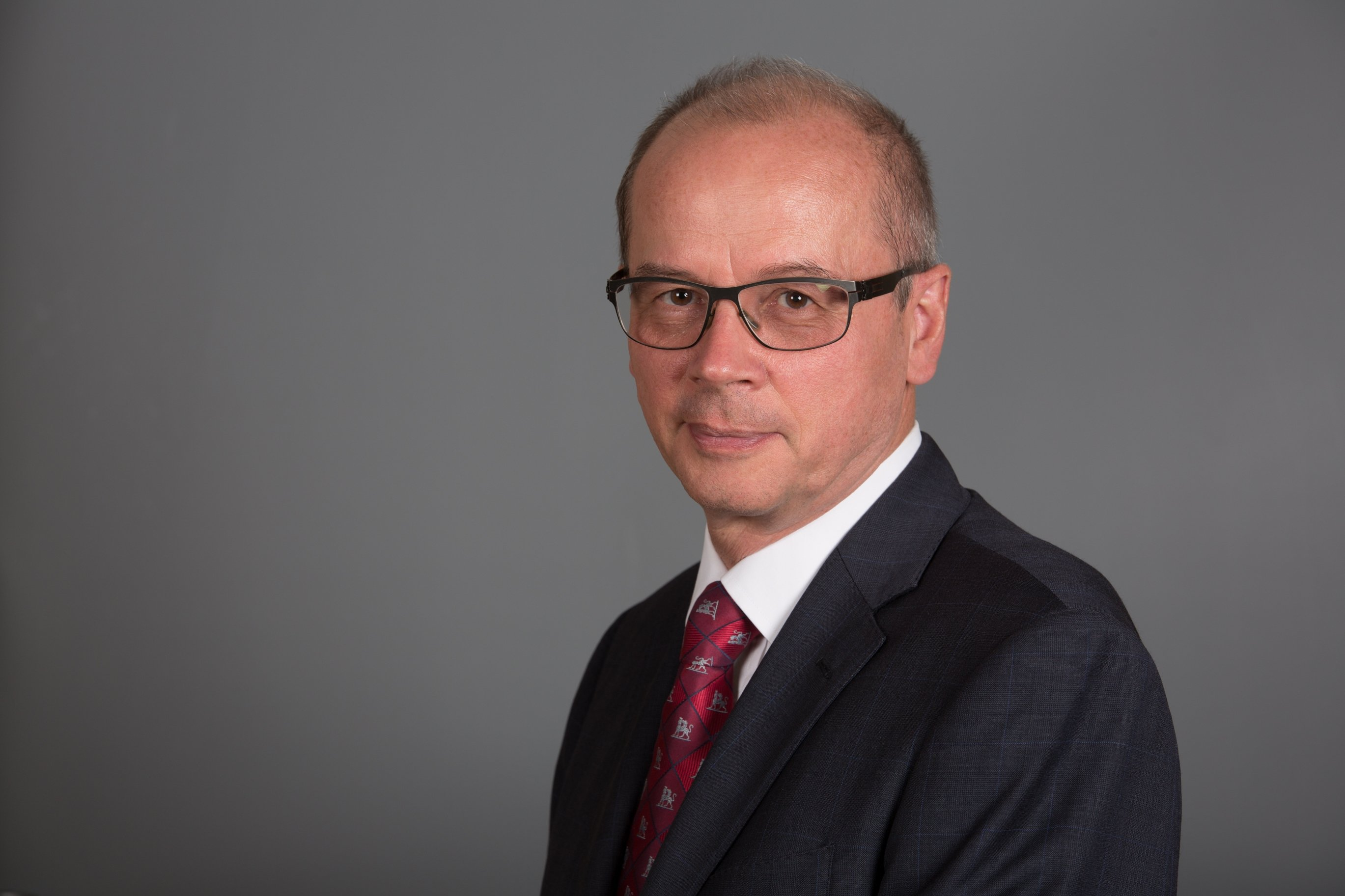 Austrian Trade Commissioner for Turkey Georg Karabaczek seen in this photo provided on Feb. 23, 2021. (Courtesy of Austrian Consulate Trade Office via AA)