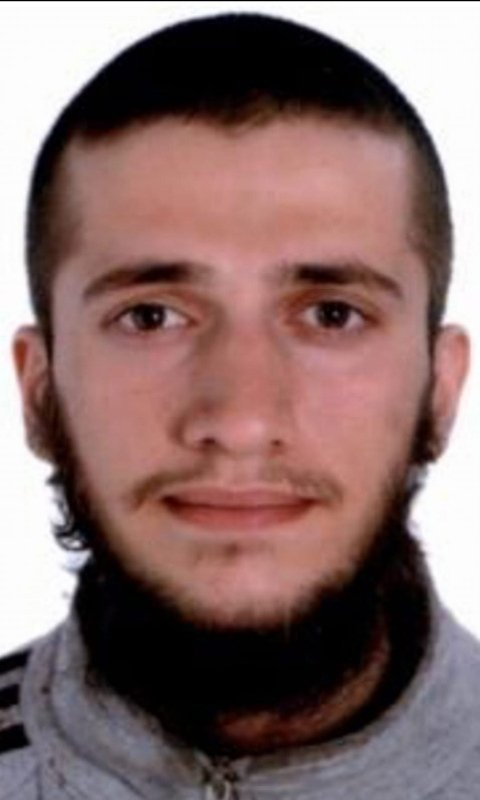 Daesh terrorist Muhammed Yahya E. (DHA Photo)