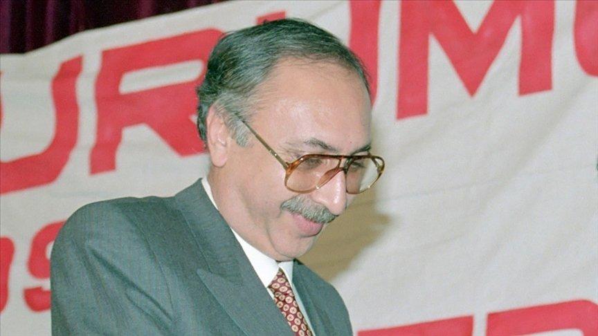 Writer and translator Akşit Göktürk (Archive Photo via AA).