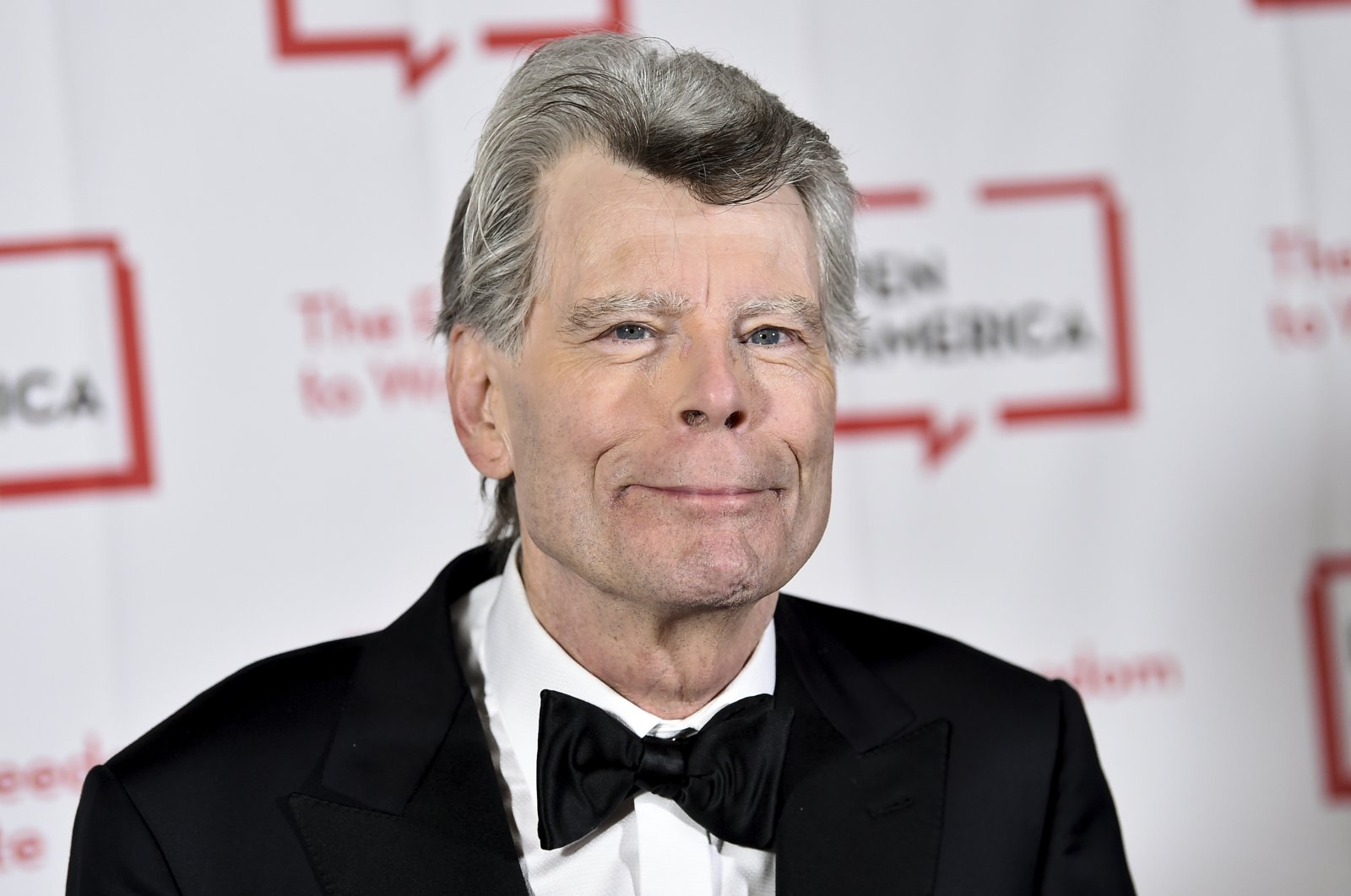 Stephen King attends the 2018 PEN Literary Gala in New York, U.S., May 22, 2018. (AP Photo)