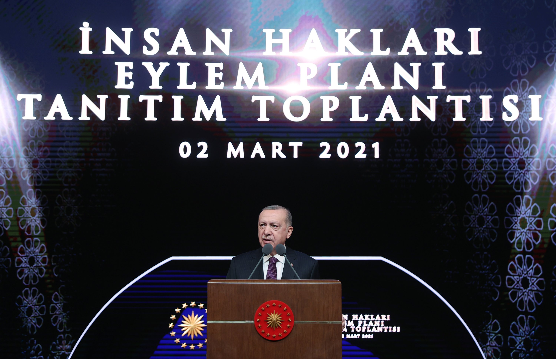 Erdoğan announces Turkey's Human Rights Action Plan | Daily Sabah